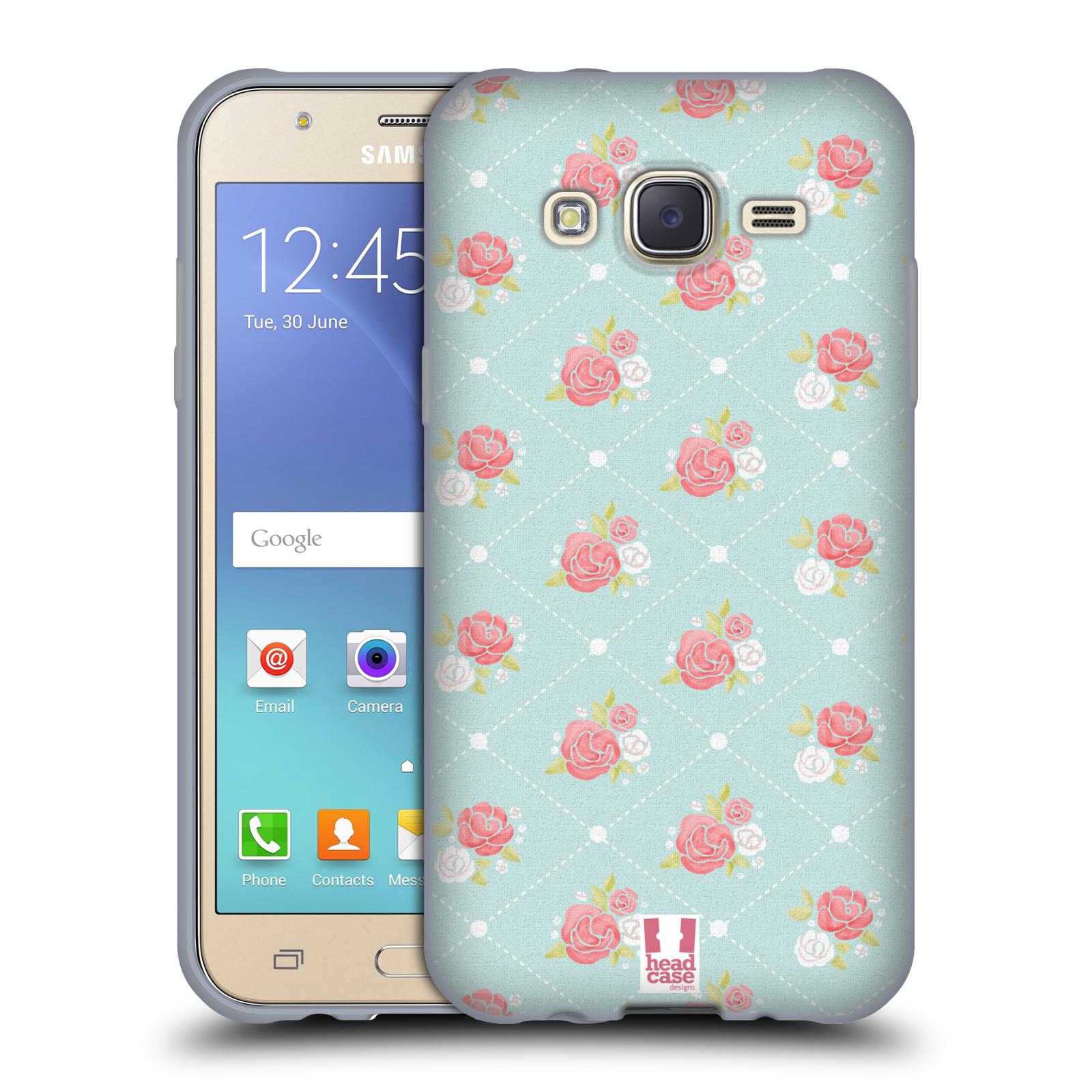 Head case designs pattern campagna francese case in gel for Case di campagna francese