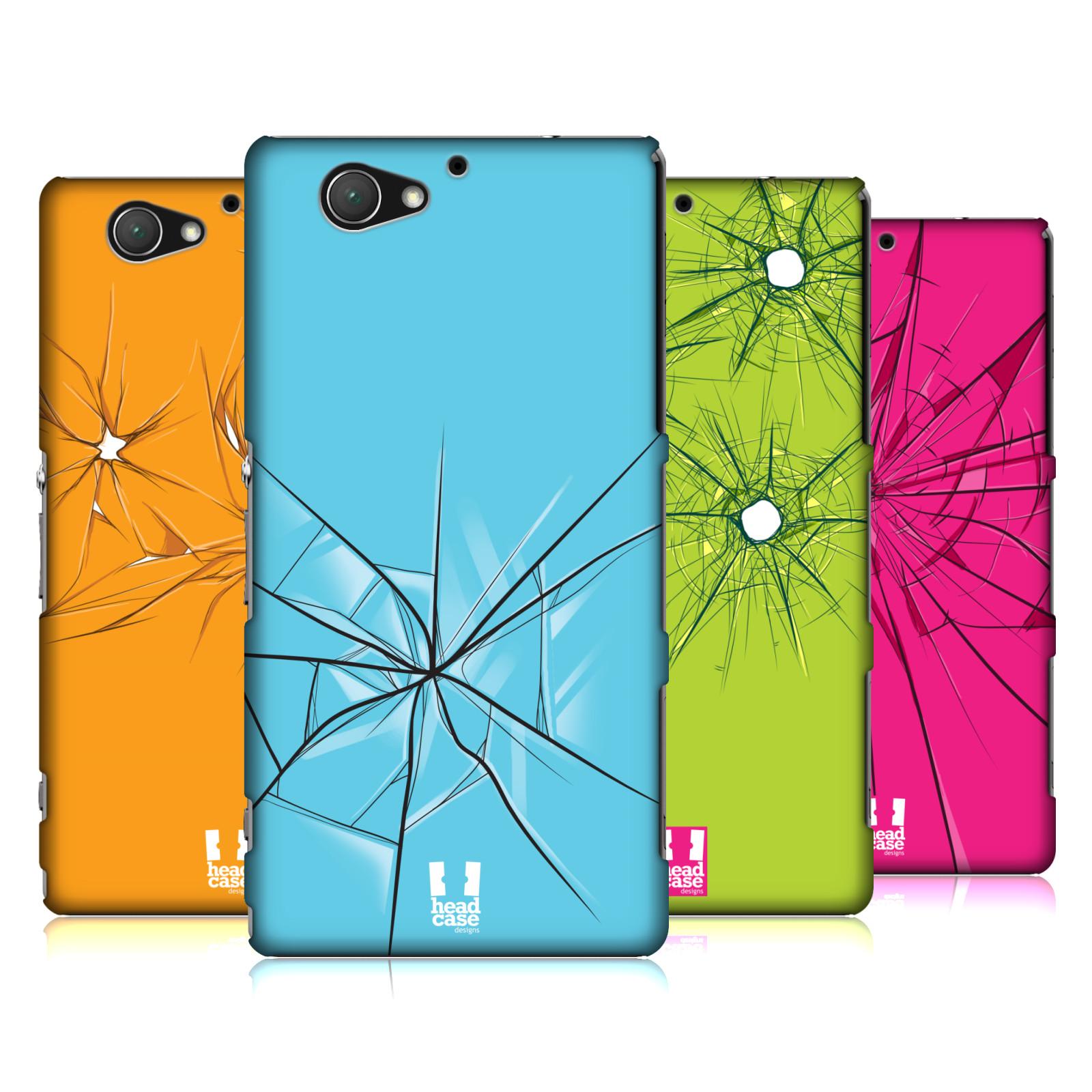 HEAD-CASE-DESIGNS-SHATTERED-HARD-BACK-CASE-FOR-SONY-PHONES-4