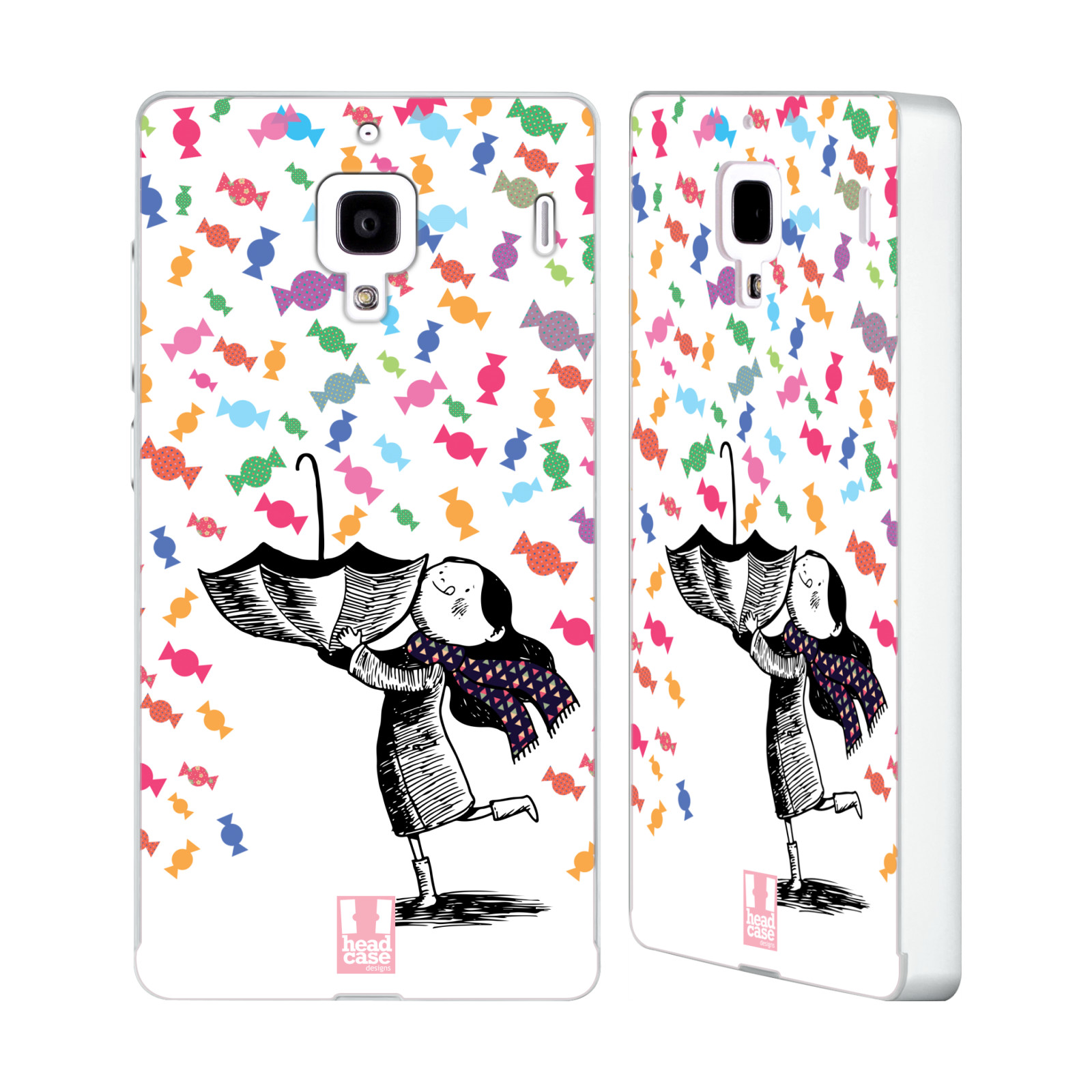 HEAD-CASE-DESIGNS-SHOWER-OF-COLOURS-SILVER-SLIDER-CASE-FOR-HUAWEI-XIAOMI-PHONES