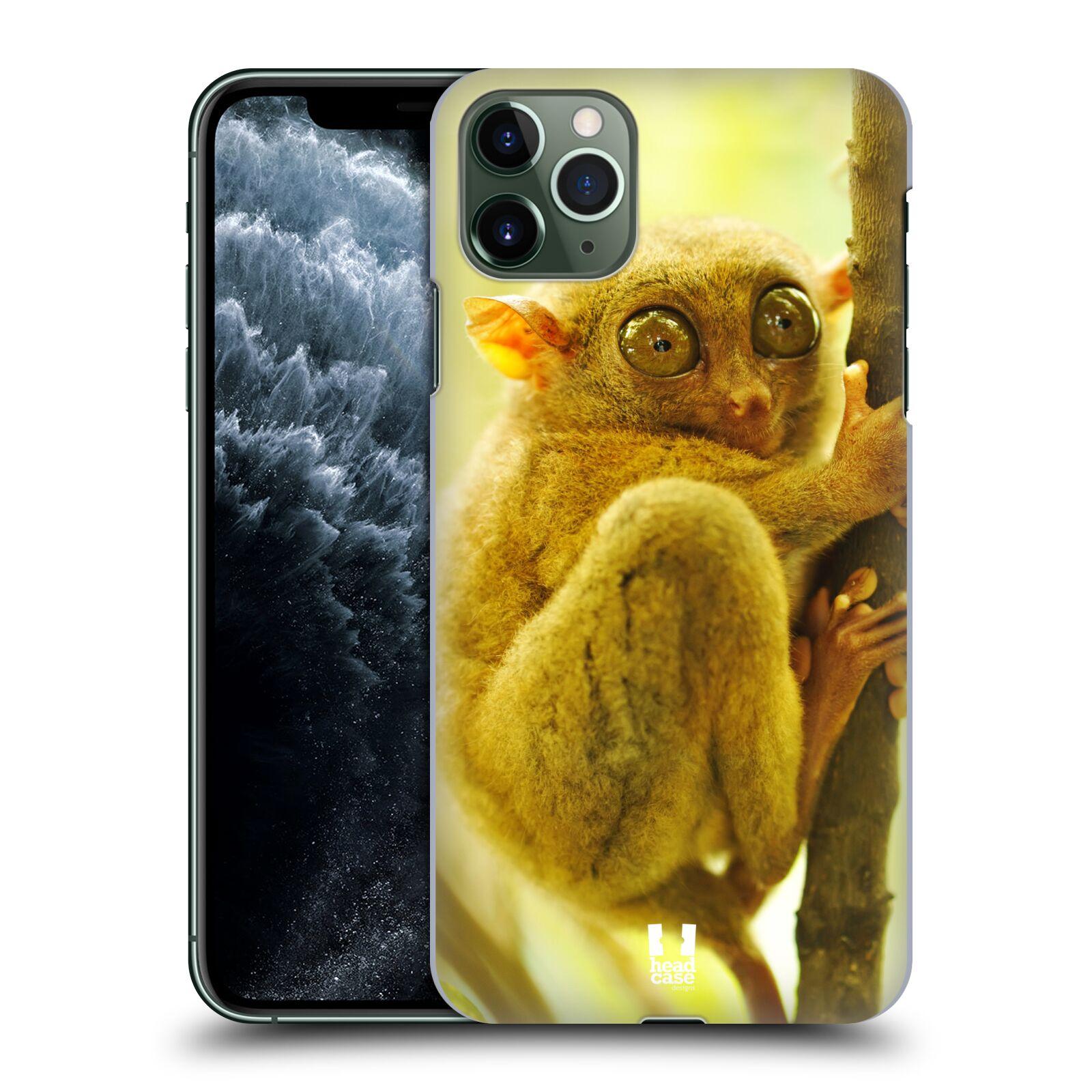 Pouzdro na mobil Apple Iphone 11 PRO MAX - HEAD CASE - vzor slavná zvířata foto Nártoun
