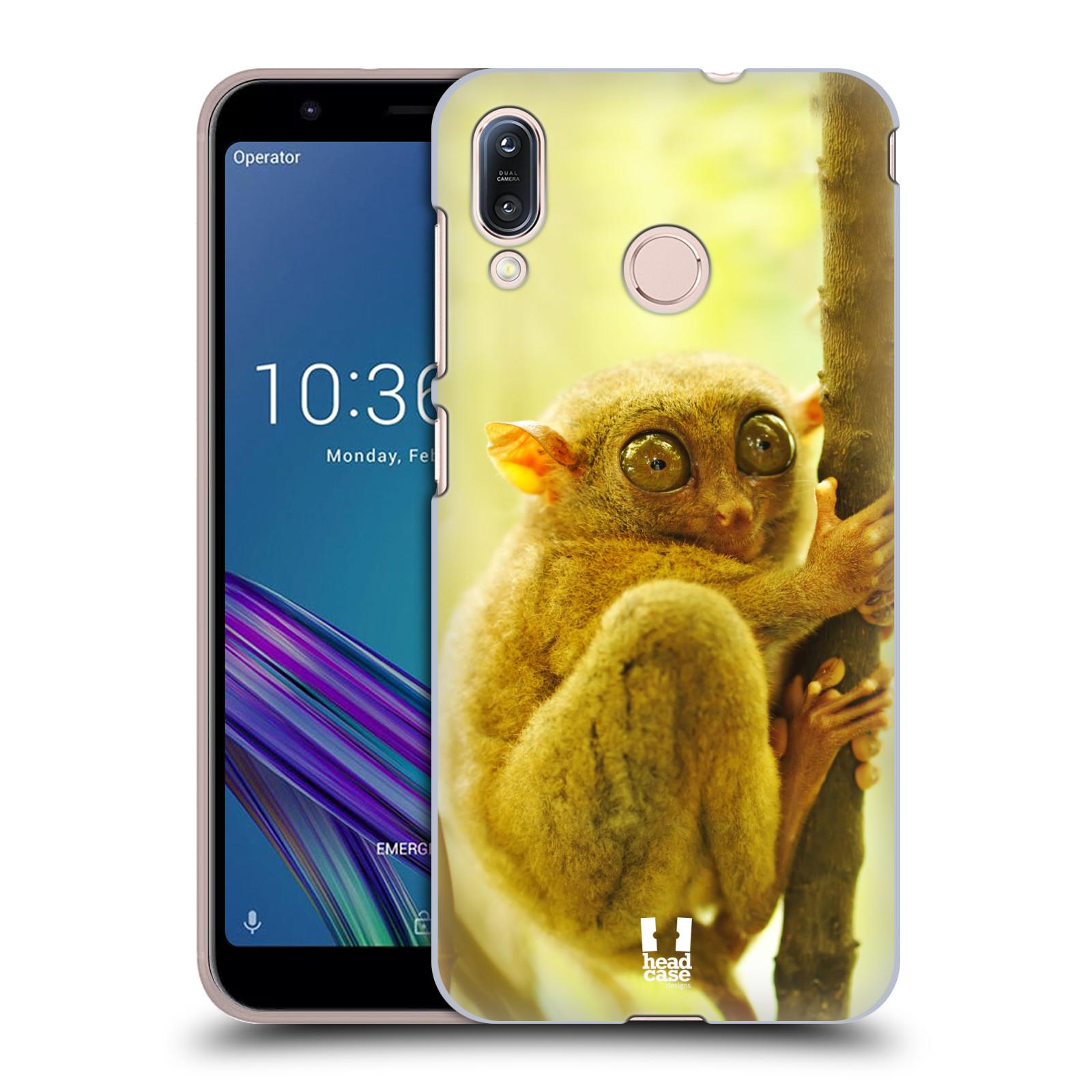 Pouzdro na mobil Asus Zenfone Max M1 (ZB555KL) - HEAD CASE - vzor slavná zvířata foto Nártoun