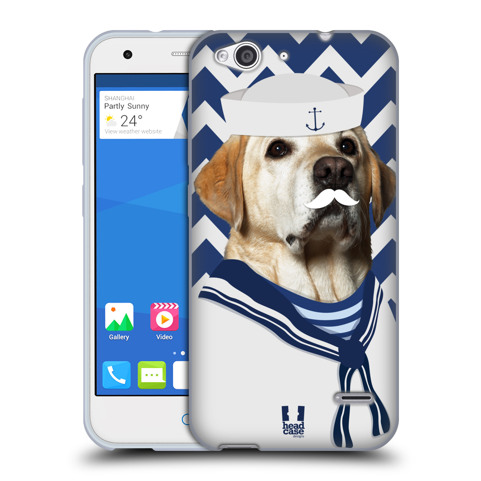 HEAD-CASE-DESIGNS-ANIMALS-AND-PROFESSION-SOFT-GEL-CASE-FOR-ZTE-PHONES