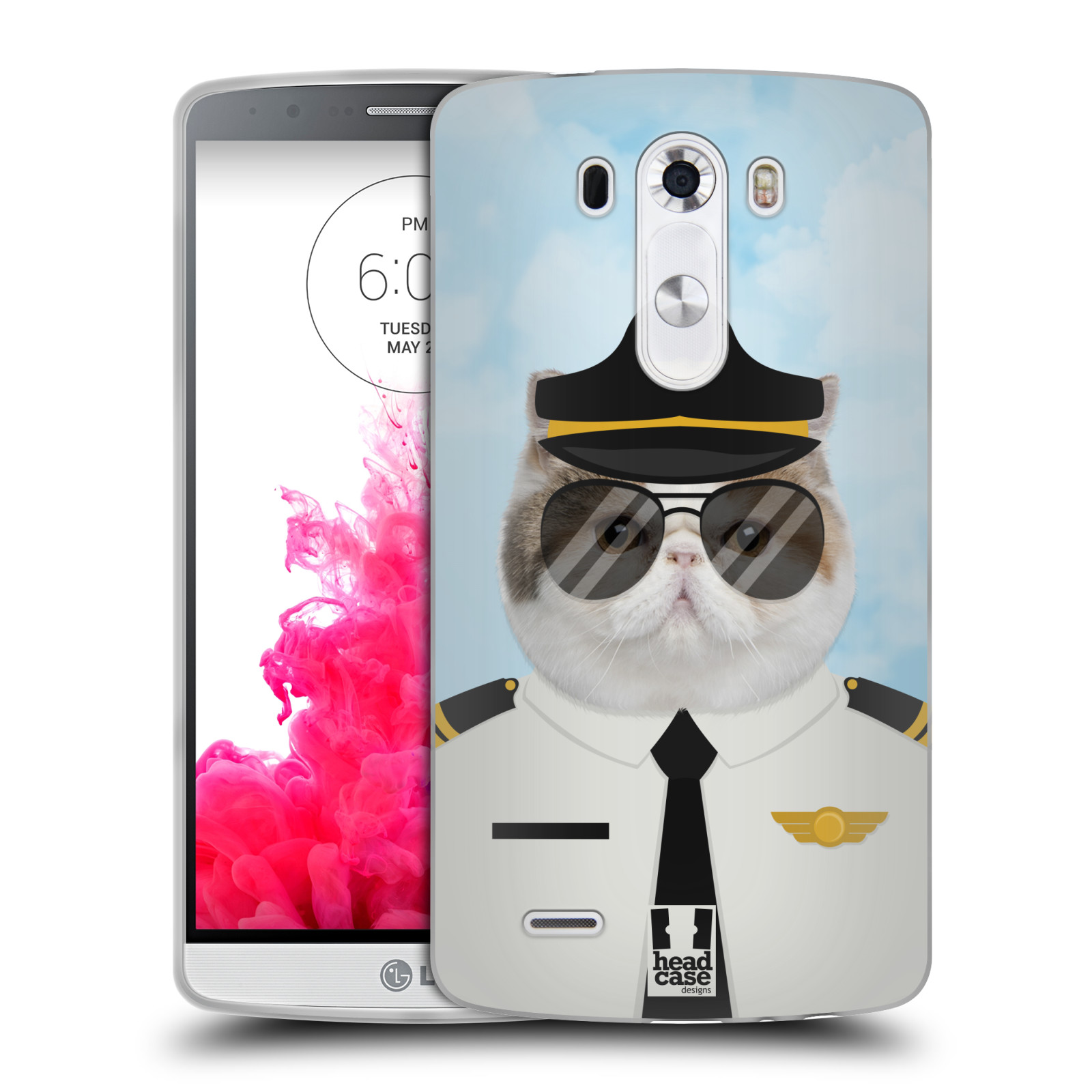 HEAD-CASE-DESIGNS-ANIMALS-AND-PROFESSION-SOFT-GEL-CASE-FOR-LG-PHONES-1
