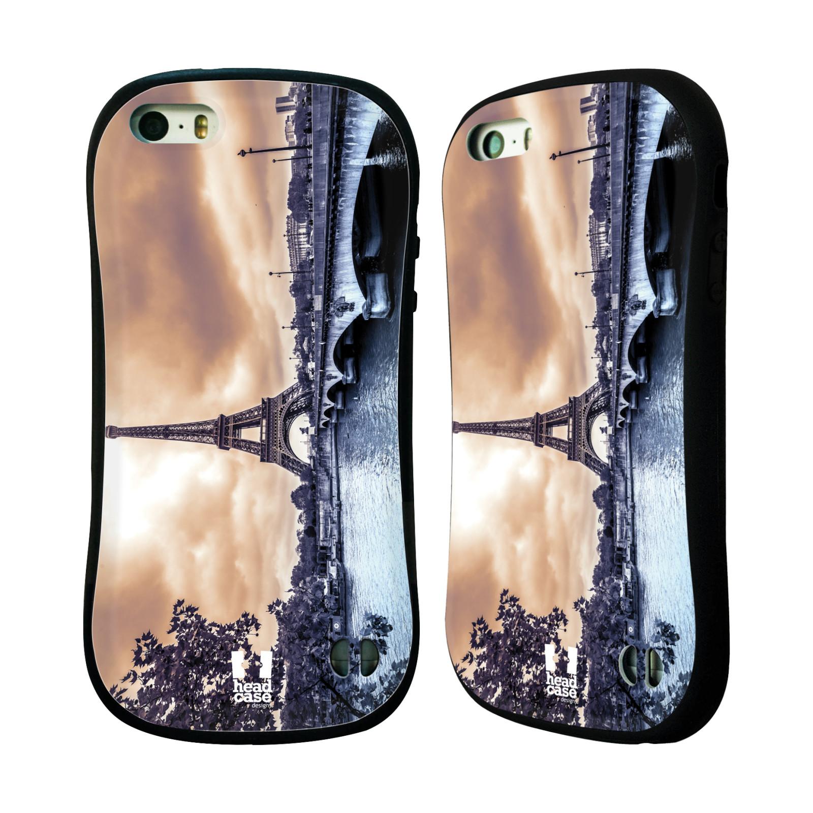 HEAD CASE silikon plast odolný obal na mobil Apple Iphone 5 5S vzor  Panoramata empty 0927211d415