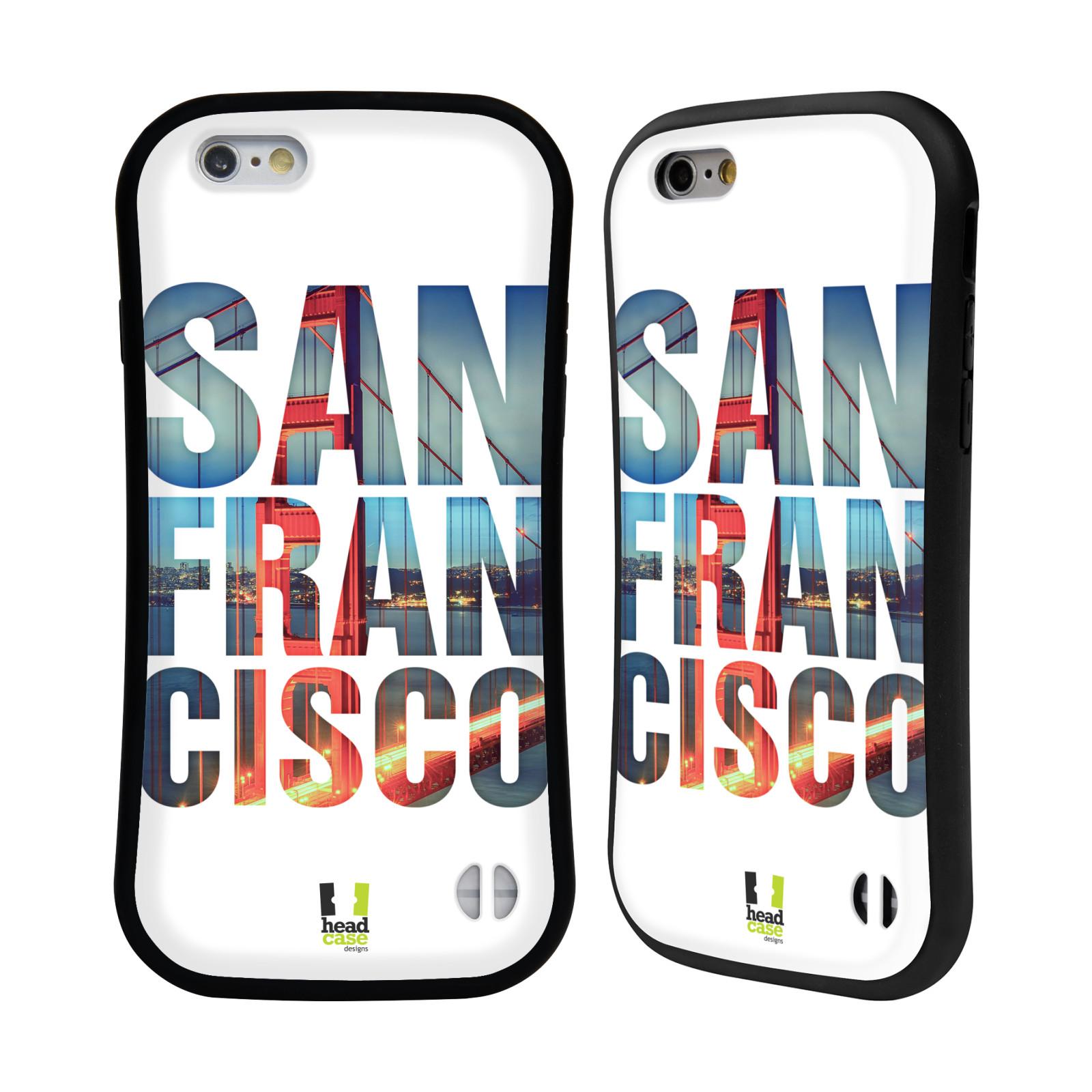 HEAD CASE silikon plast odolný obal na mobil Apple Iphone 6 6S vzor Města  empty 091131af1d4