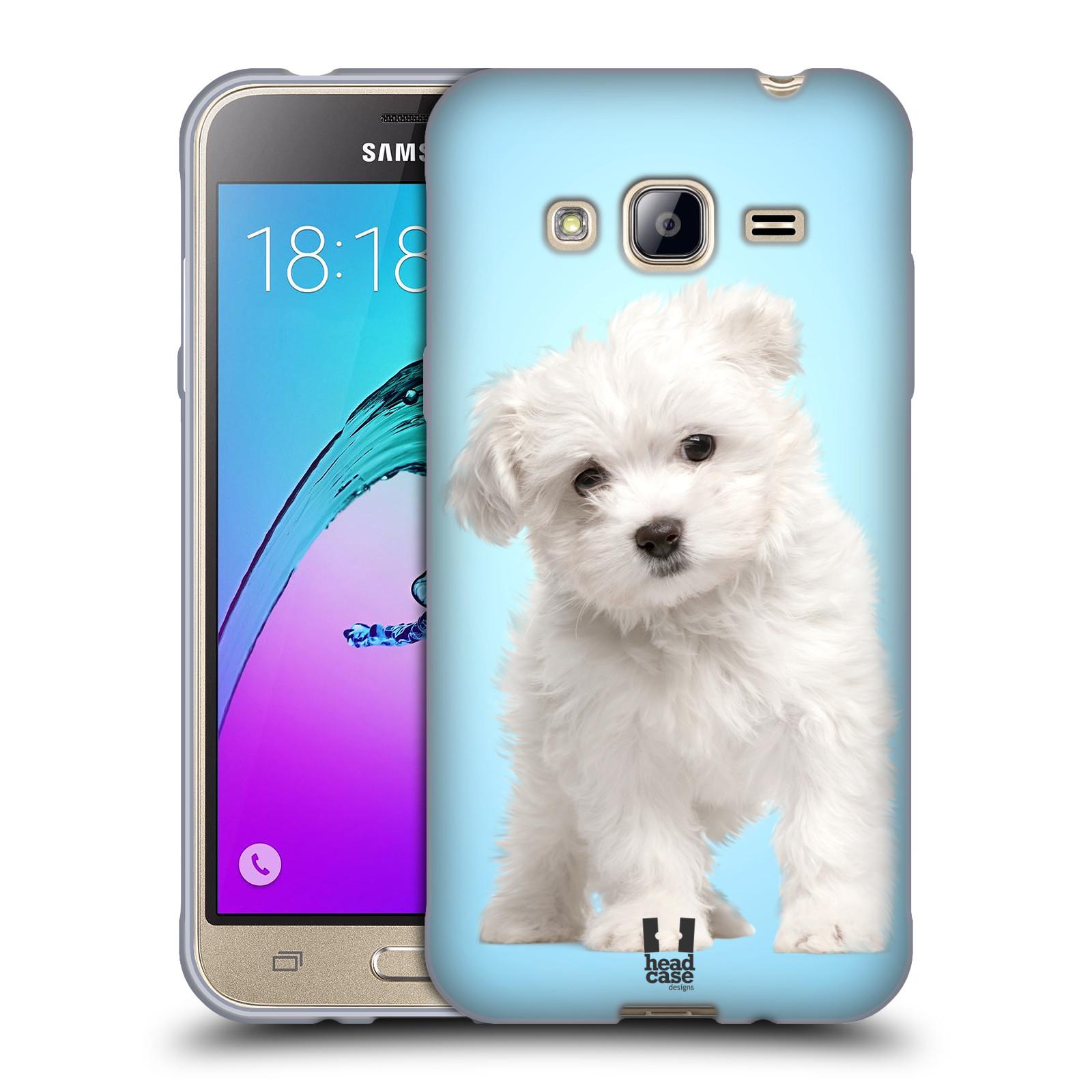 coque samsung galaxy j3 chien