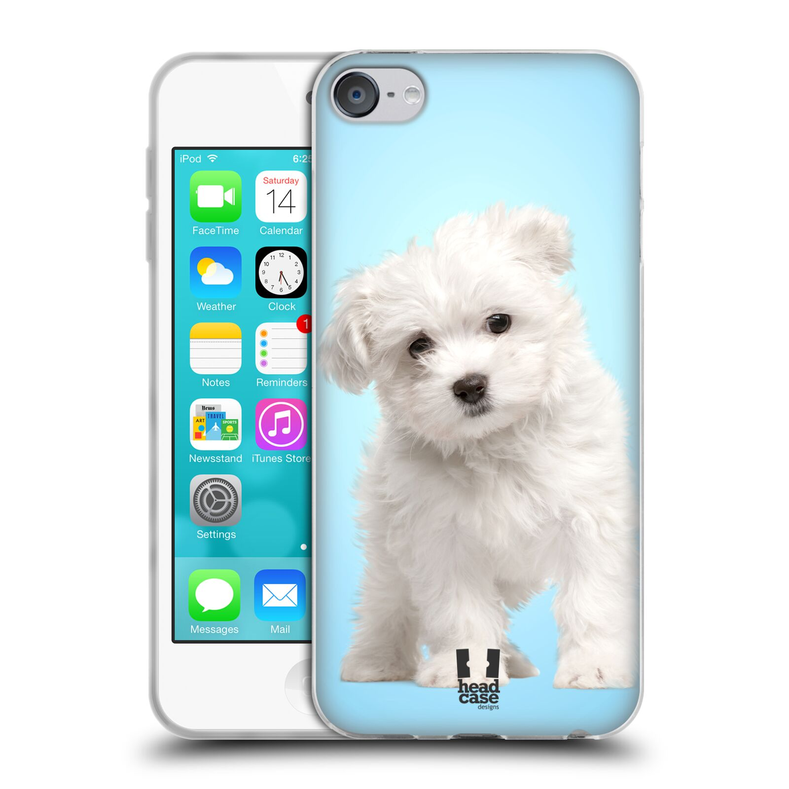HEAD-CASE-POPULAR-DOG-BREEDS-SOFT-GEL-CASE-FOR-APPLE-iPOD-TOUCH-6G-6TH ...