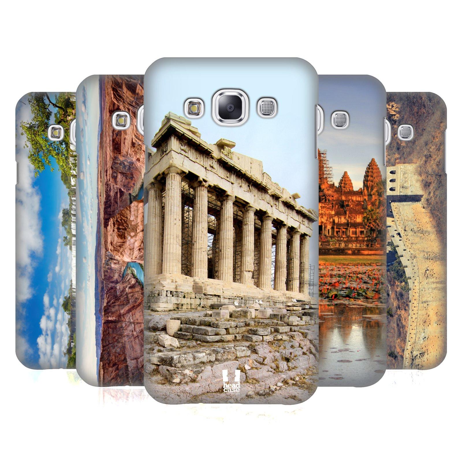 HEAD CASE DESIGNS FAMOUS LANDMARKS HARD BACK CASE FOR SAMSUNG PHONES 3