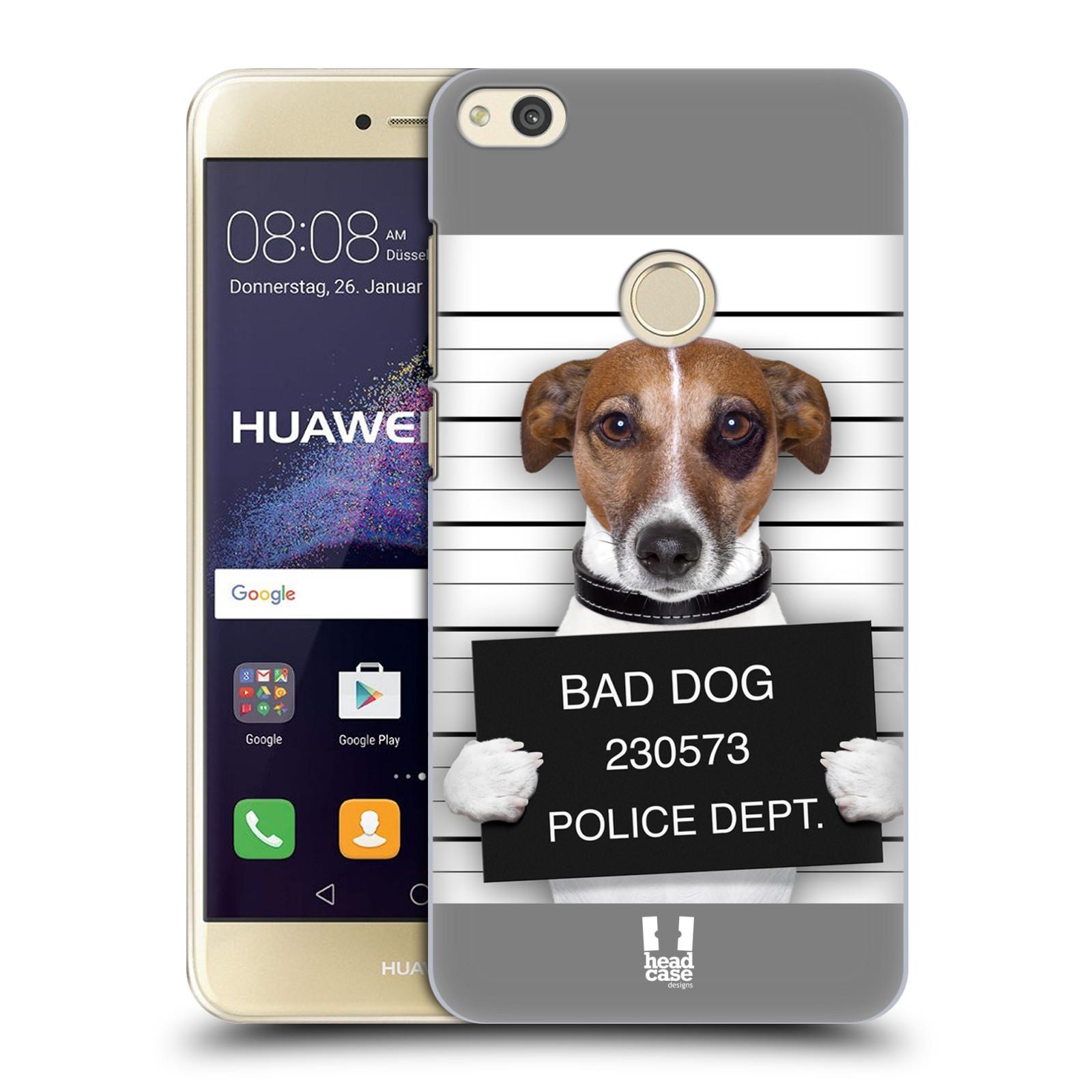 coque huawei p8 lite dog