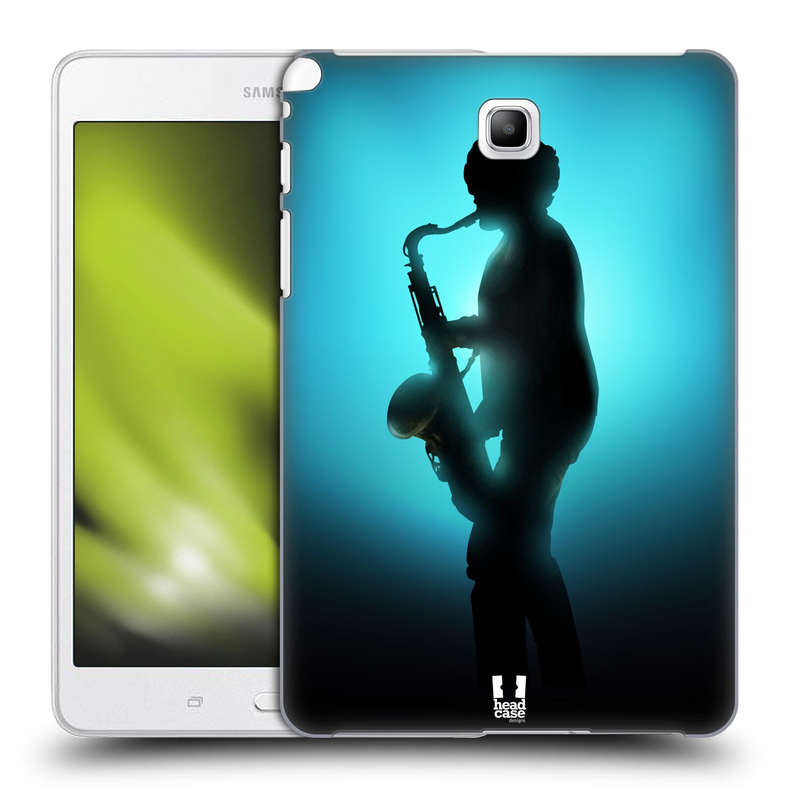 HEAD CASE DESIGNS SILHOUETTE PERFORMERS HARD BACK CASE FOR ...