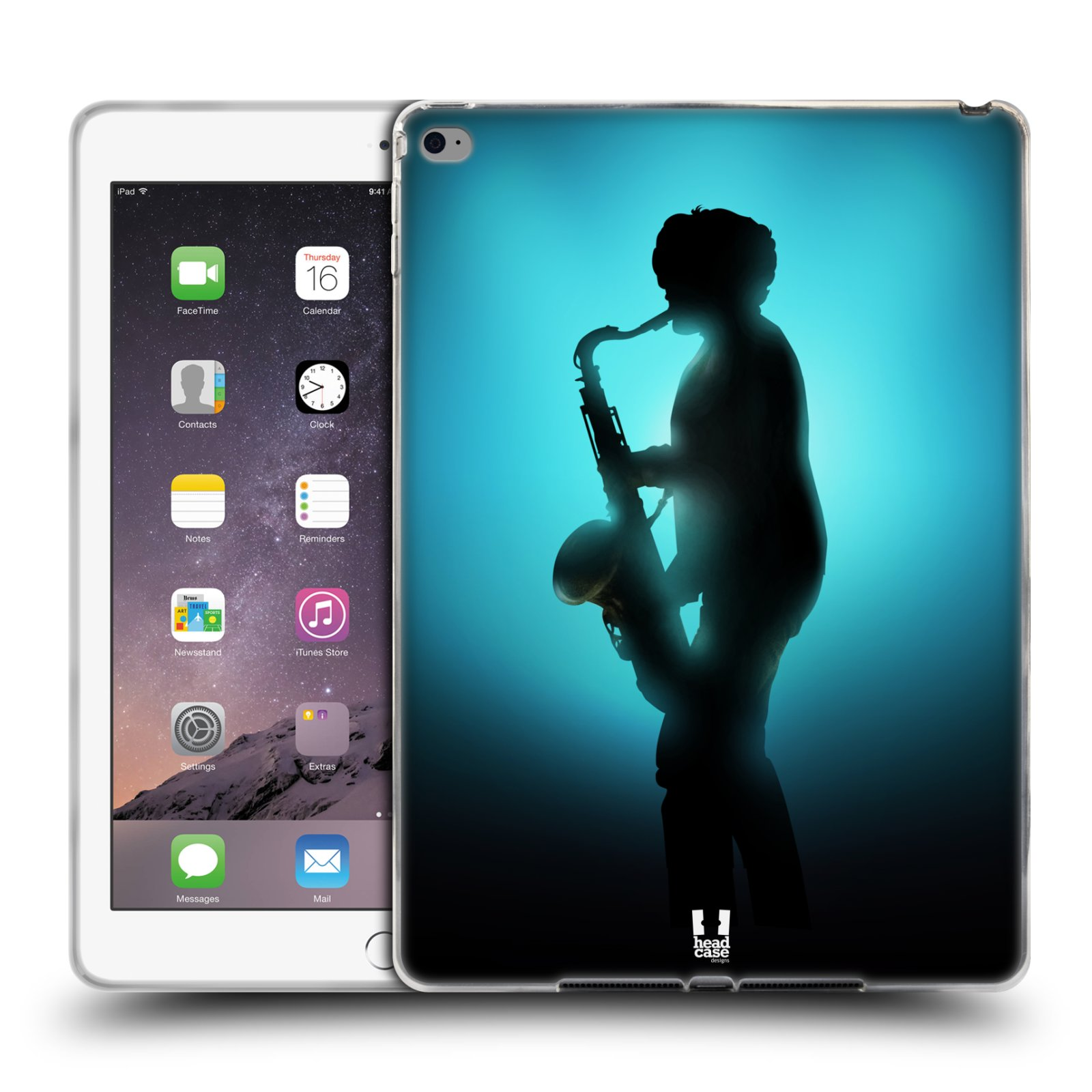 HEAD CASE DESIGNS SILHOUETTE PERFORMERS SOFT GEL CASE FOR ...