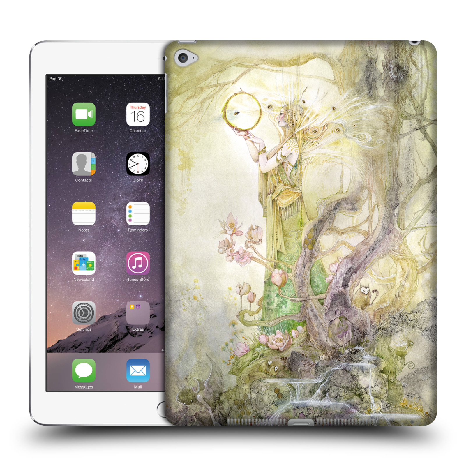 OFICIAL-STEPHANIE-LAW-FAERIES-CASO-DURO-TRASERO-PARA-APPLE-iPAD