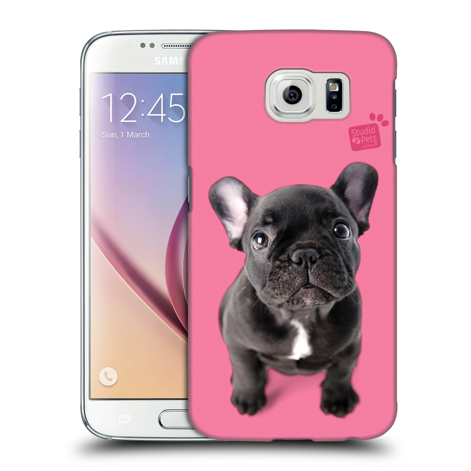 OFFICIAL STUDIO PETS CLASSIC HARD BACK CASE FOR SAMSUNG PHONES 1