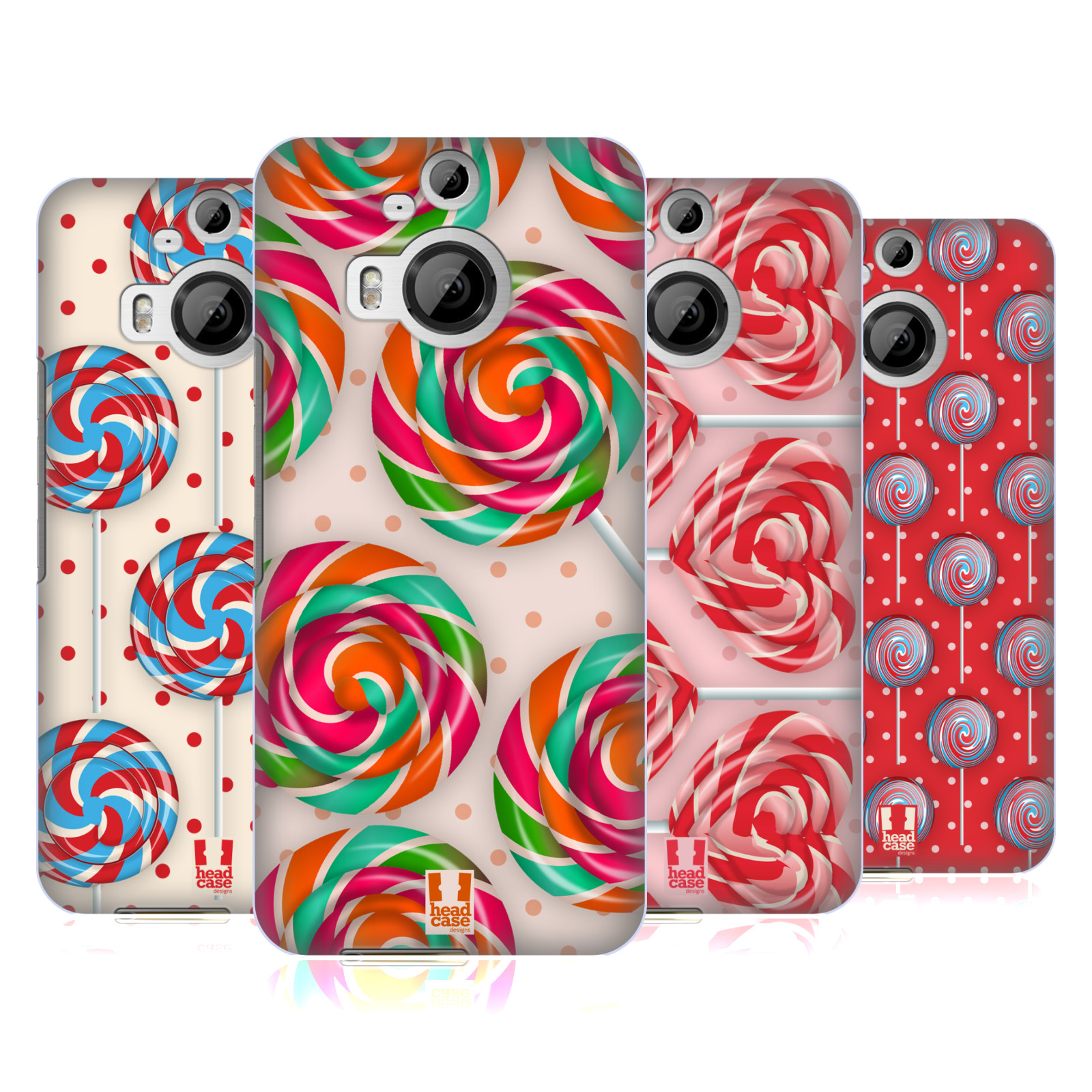 HEAD-CASE-DESIGNS-SPIRAL-LOLLIPOPS-HARD-BACK-CASE-FOR-HTC-PHONES-2