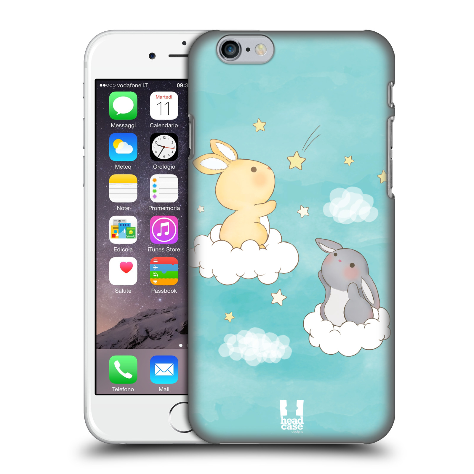 HEAD-CASE-ATTRAPPEUR-D-039-ETOILE-LAPINS-ETUI-COQUE-POUR-APPLE-iPHONE-TELEPHONES