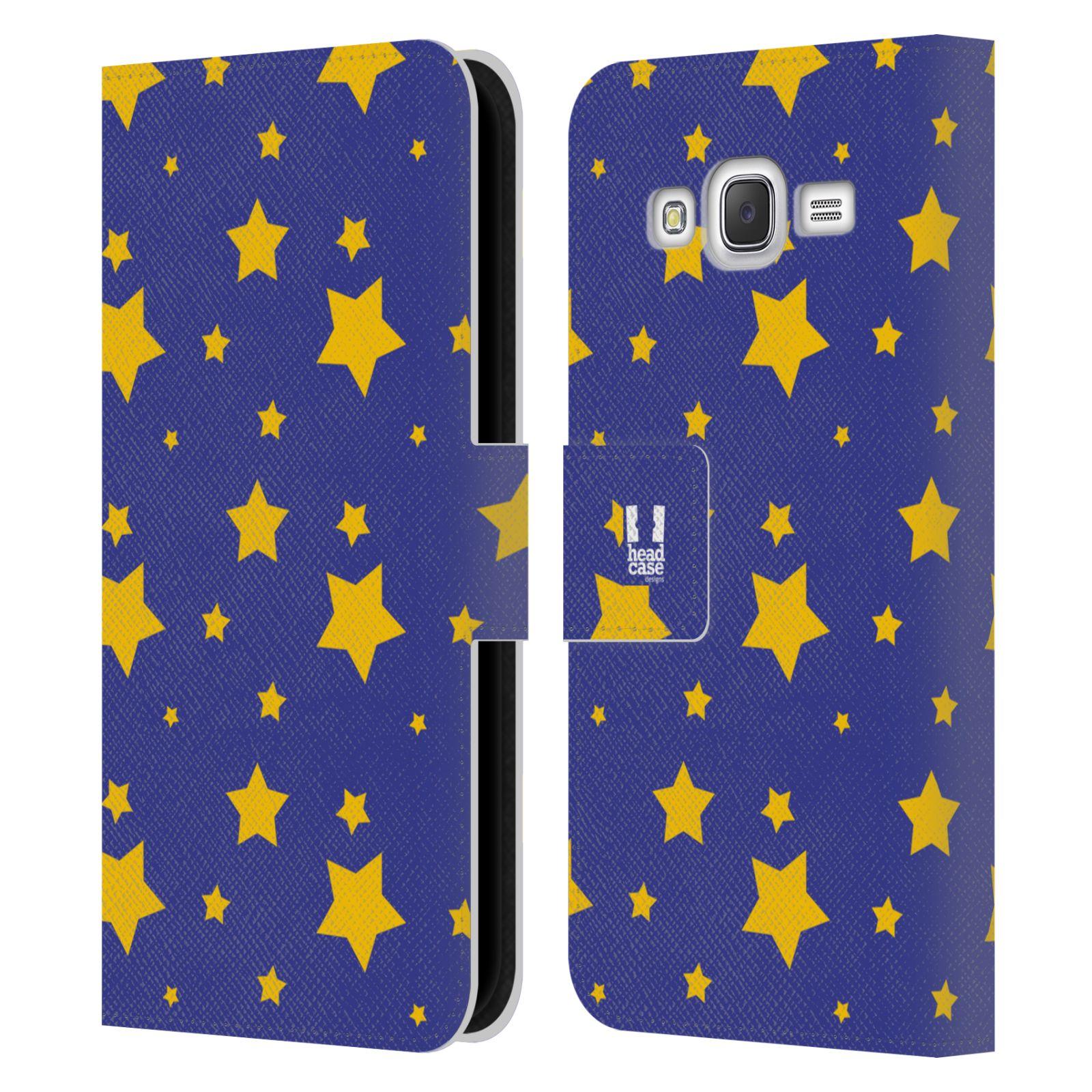 Head case designs sterne muster brieftasche h lle f r - Ebay sterne ...