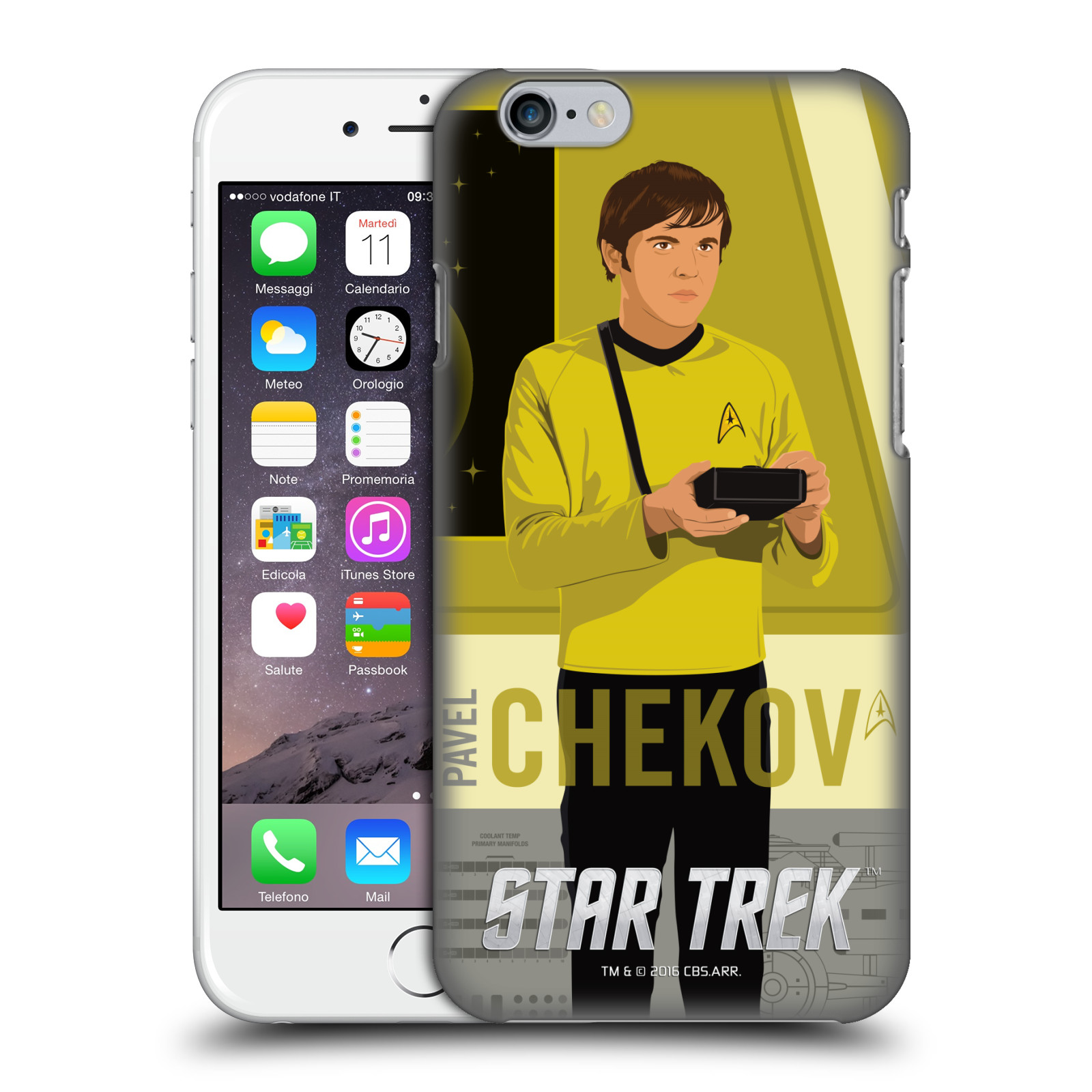 Star Trek Iconic Characters TOS-Chekov