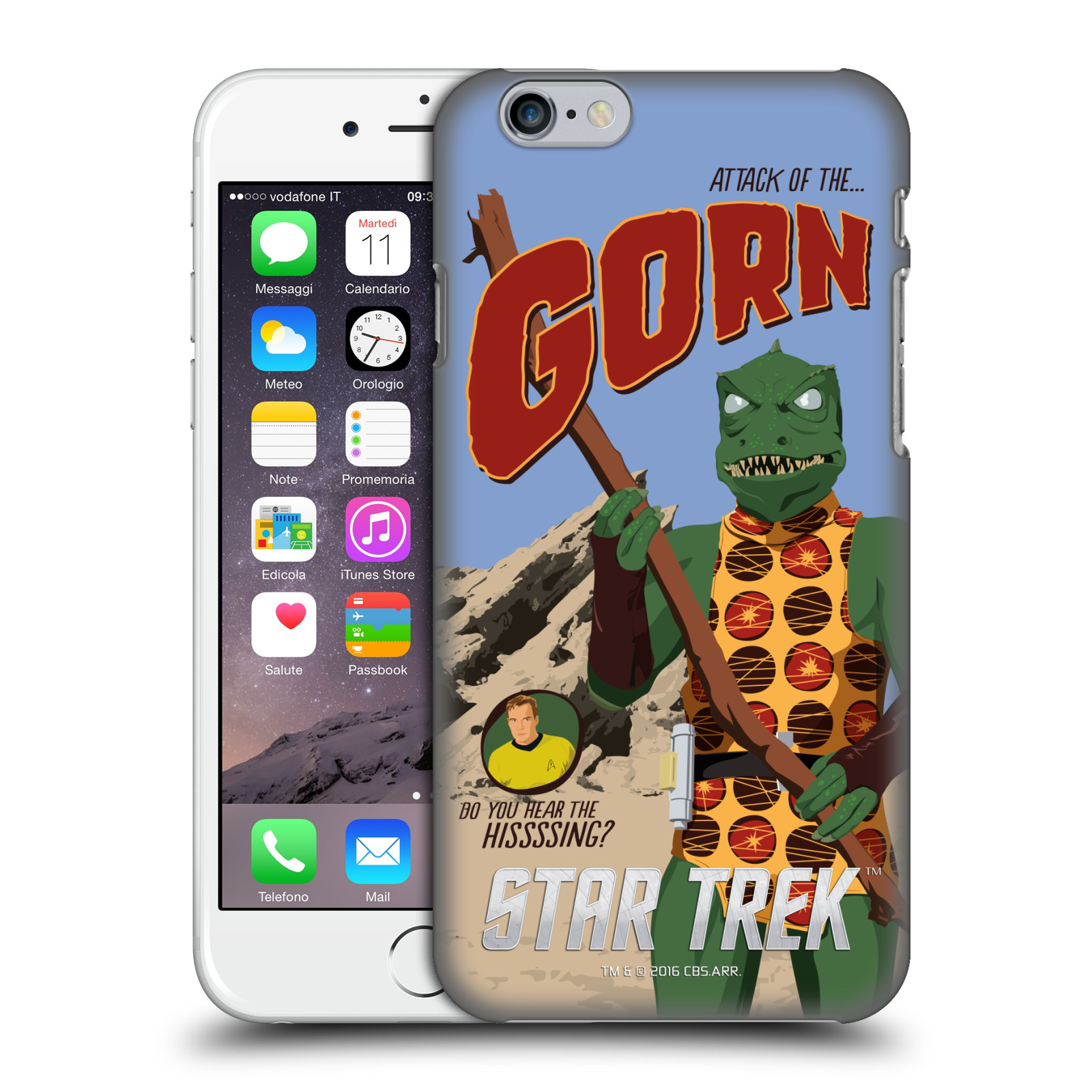 Star Trek Iconic Characters TOS-Gorn