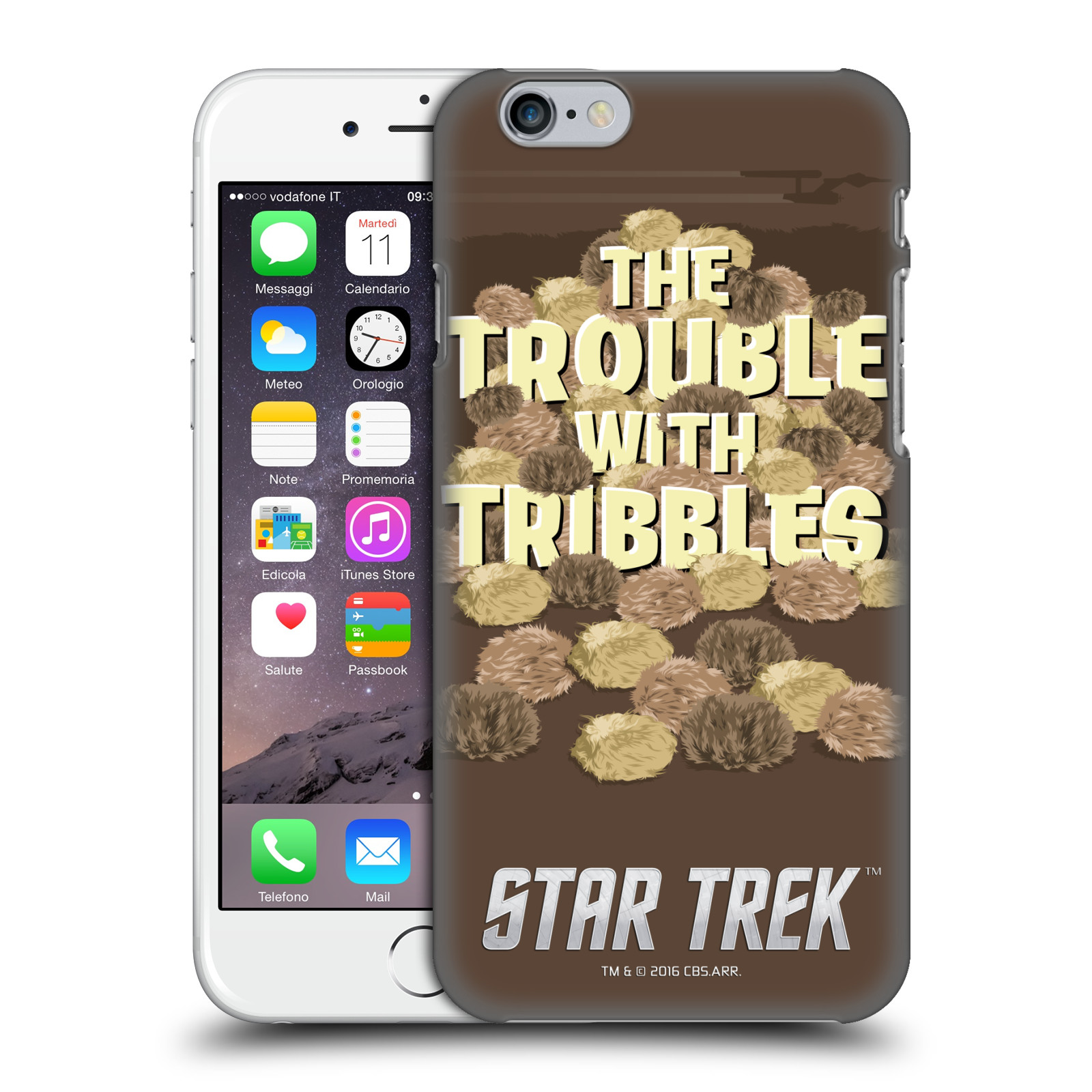Star Trek Iconic Characters TOS-Tribbles