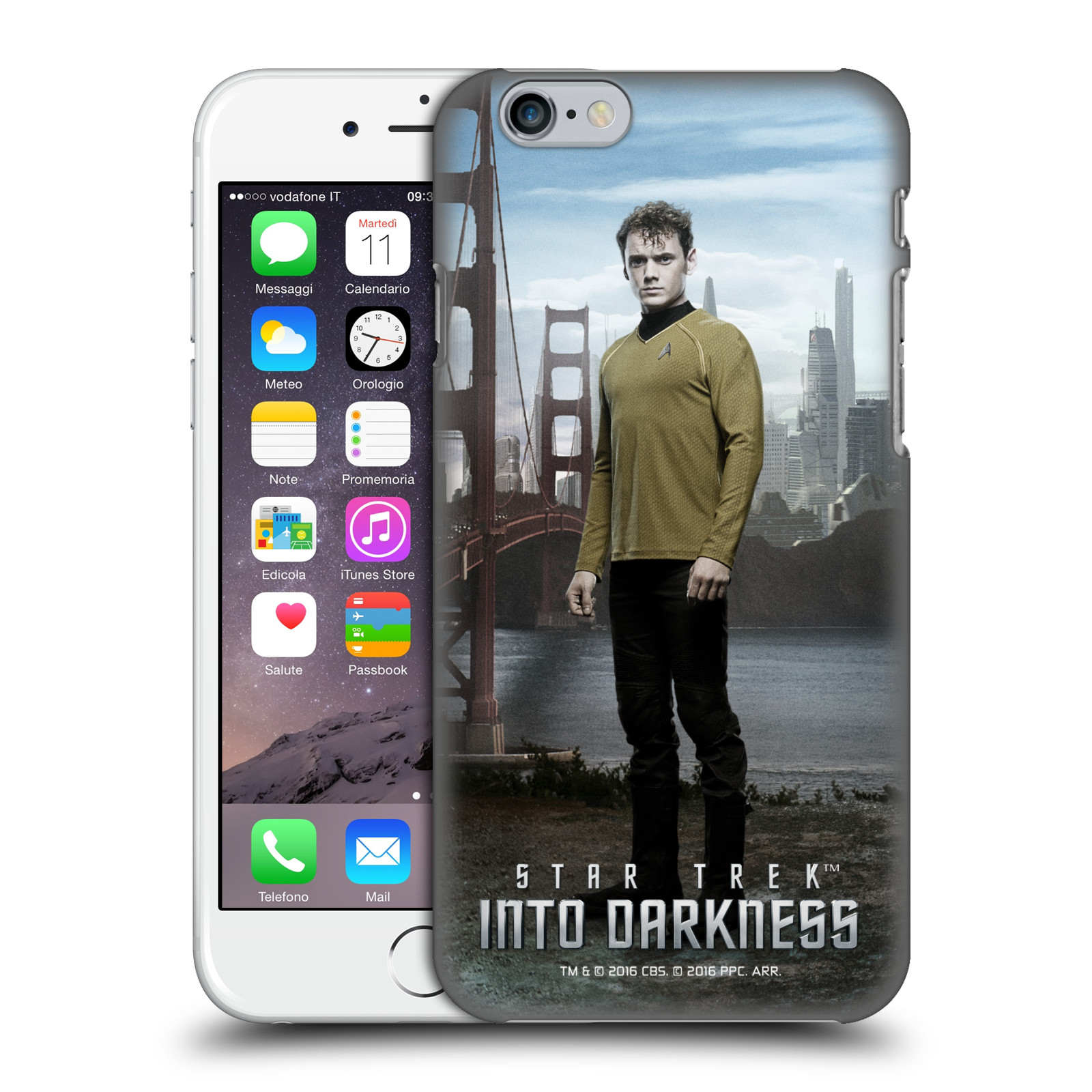 Star Trek Characters Into Darkness XII-Chekov