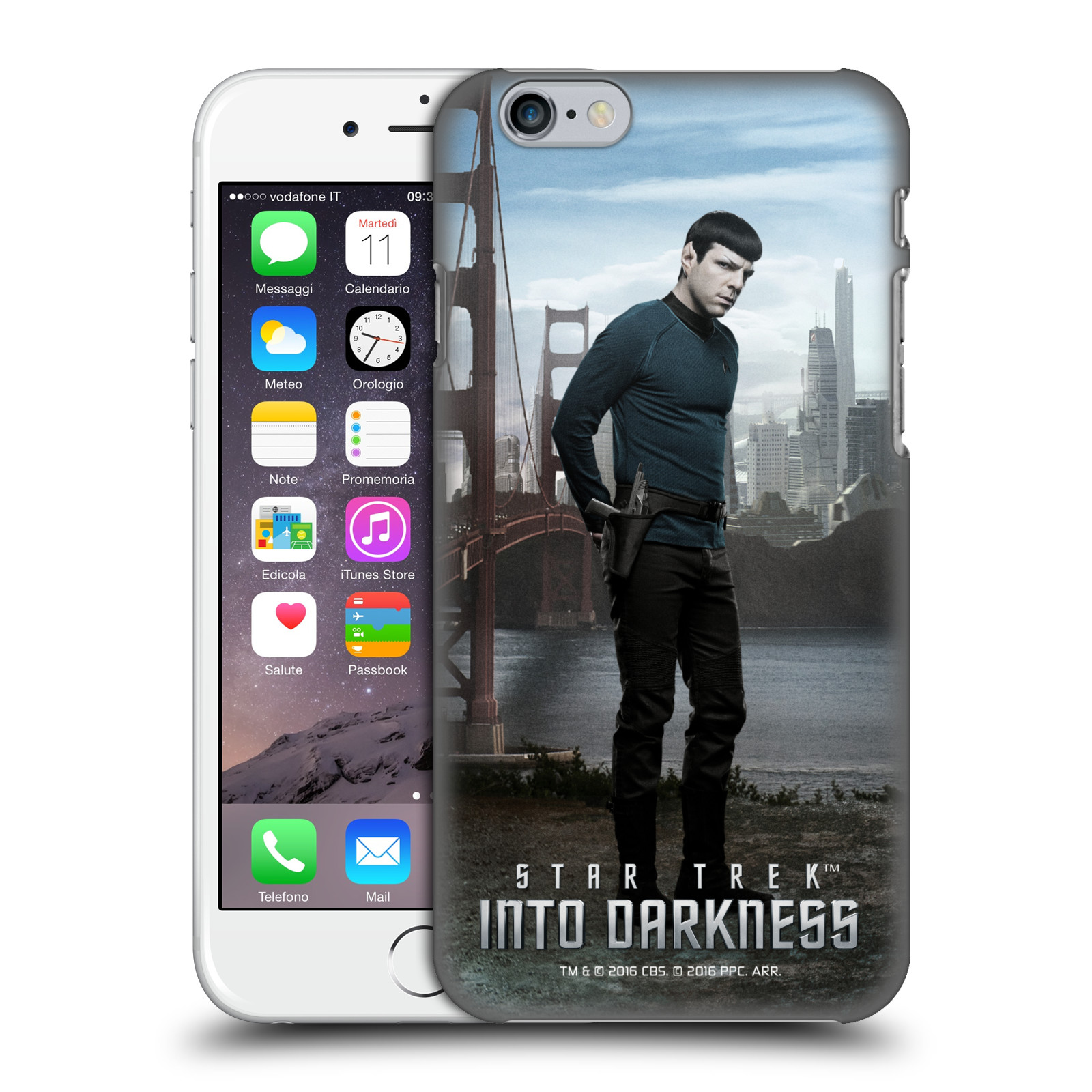 Star Trek Characters Into Darkness XII-Spock