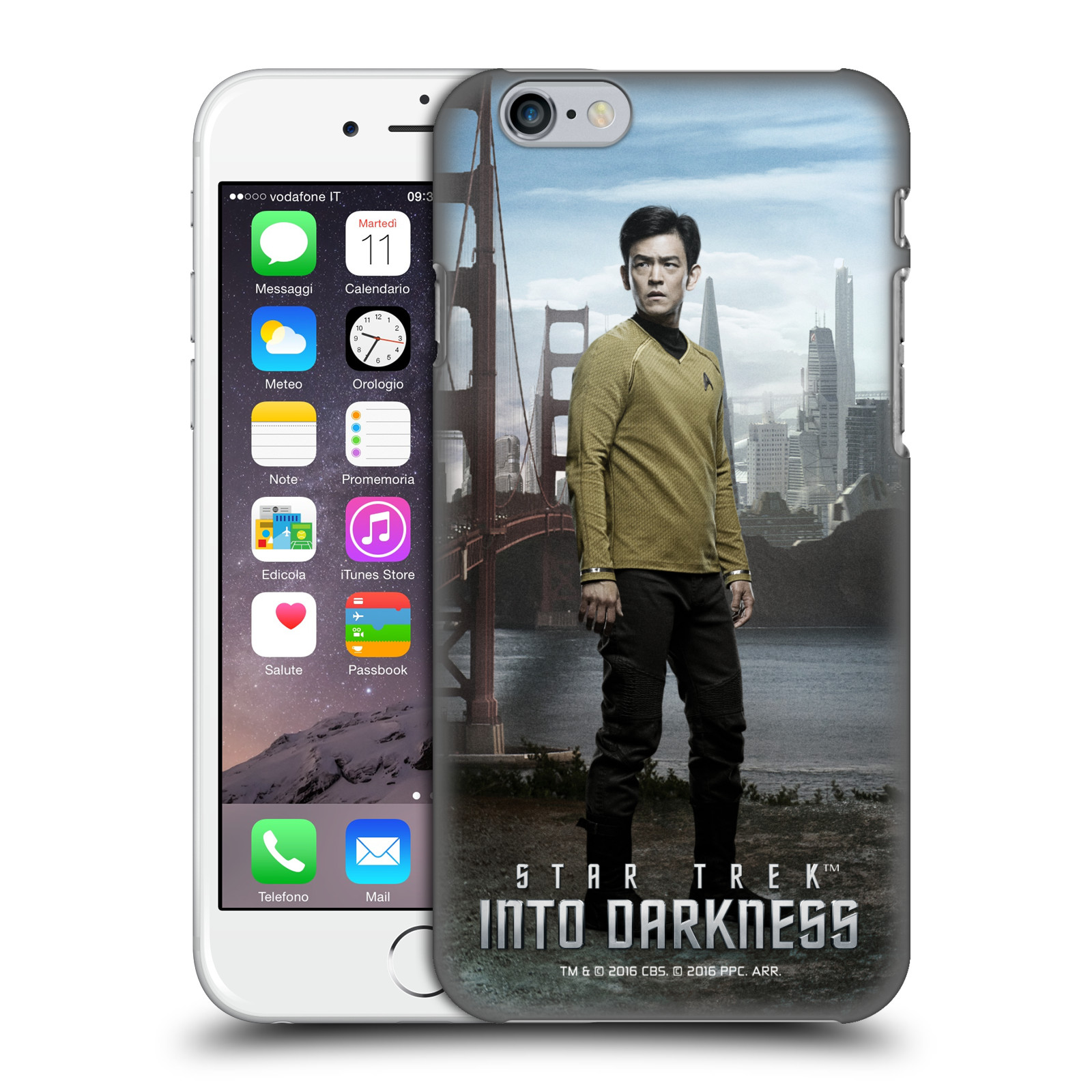 Star Trek Characters Into Darkness XII-Sulu