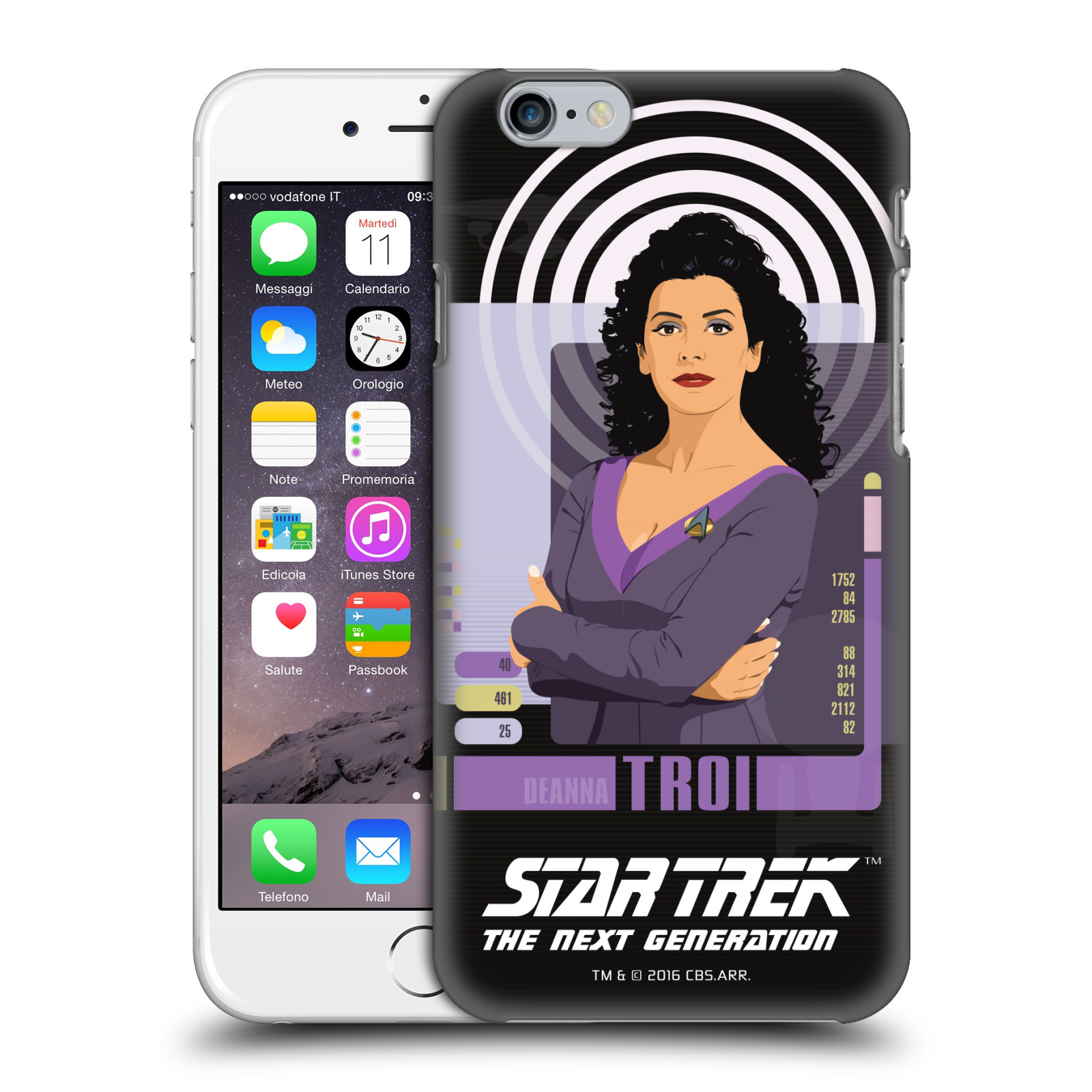 Star Trek Iconic Characters TNG-Deanna Troi