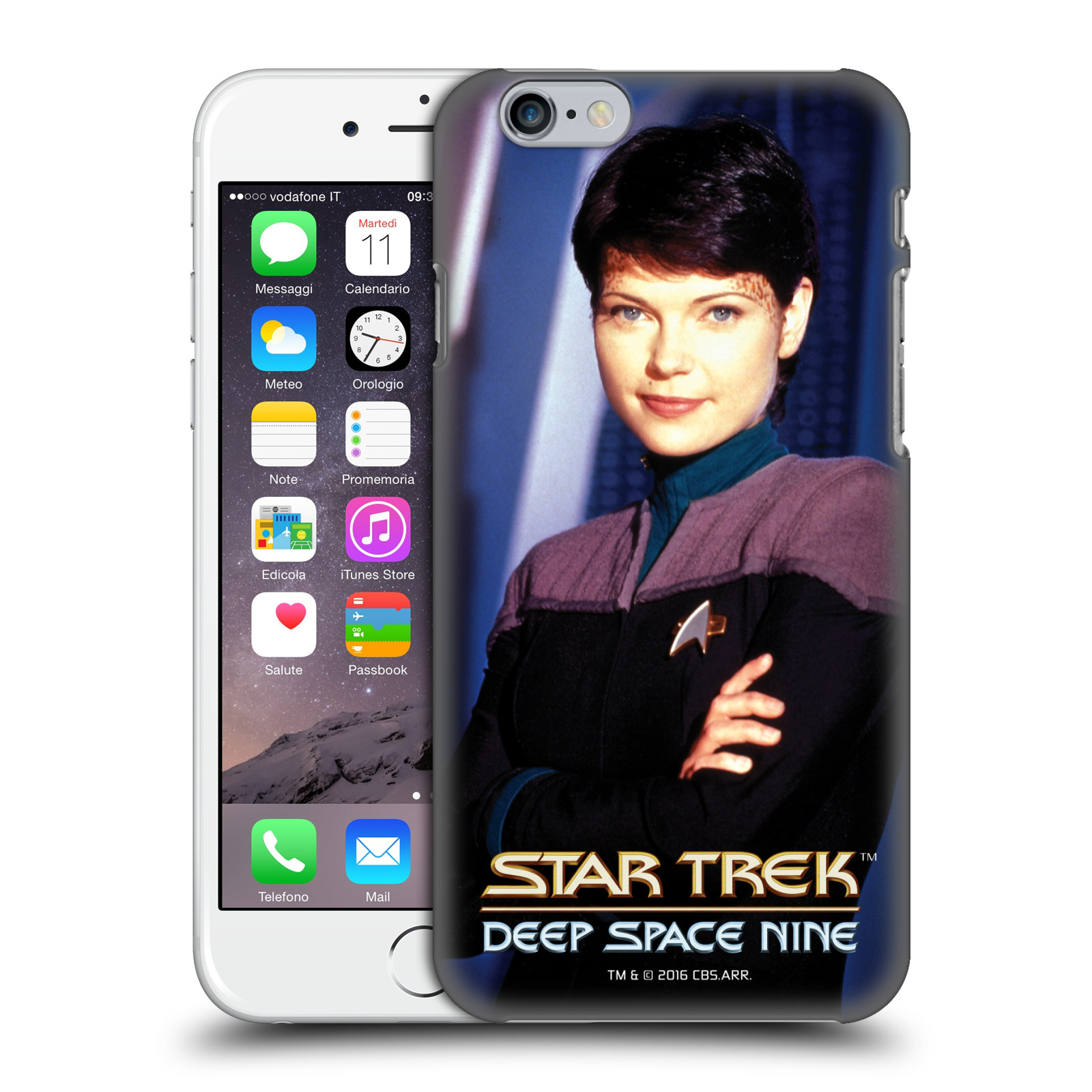 Star Trek Iconic Characters DS9-Ezri Dax