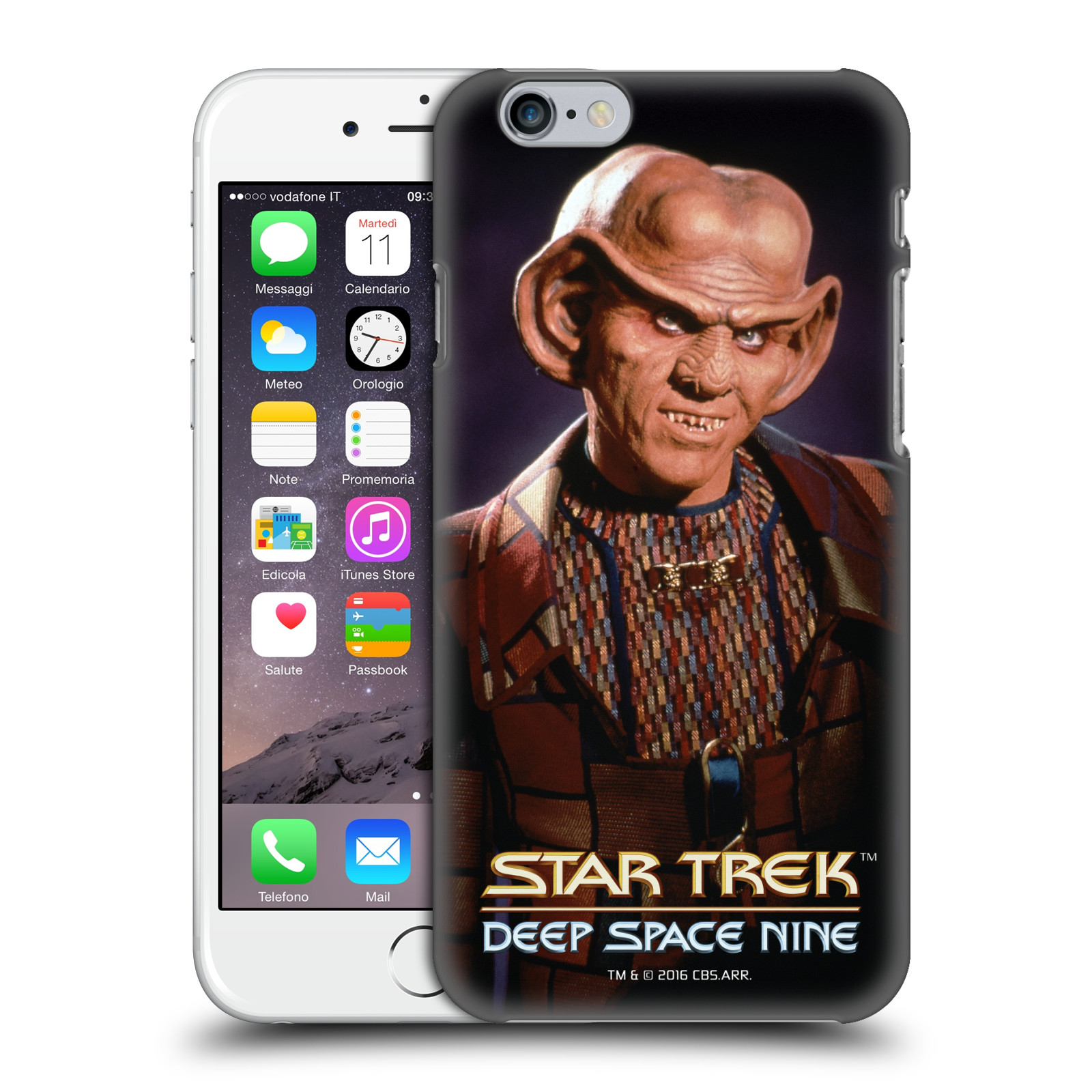 Star Trek Iconic Characters DS9-Quark