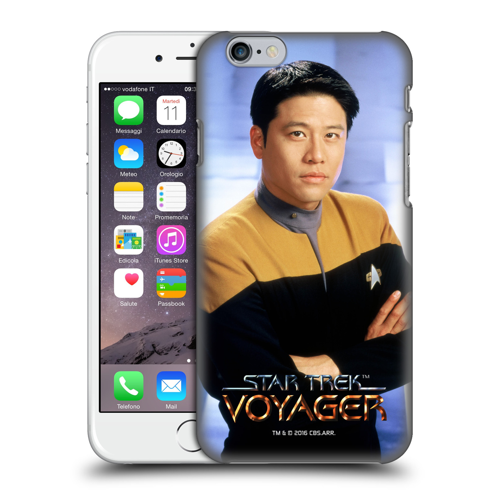 Star Trek Iconic Characters VOY-Harry Kim