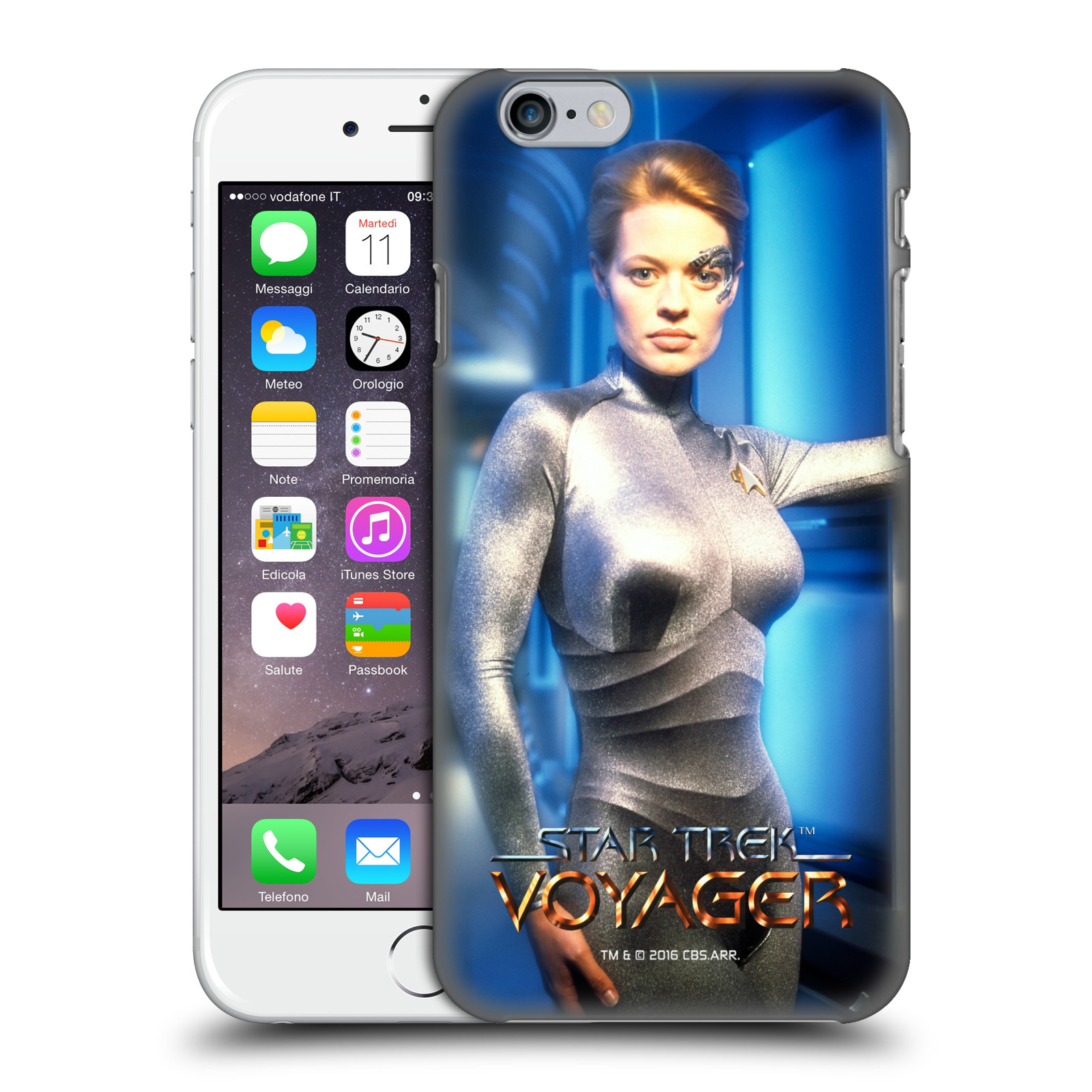 Star Trek Iconic Characters VOY-Seven of Nine