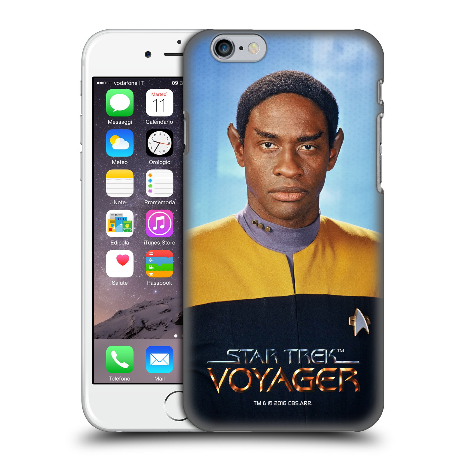 Star Trek Iconic Characters VOY-Tuvok