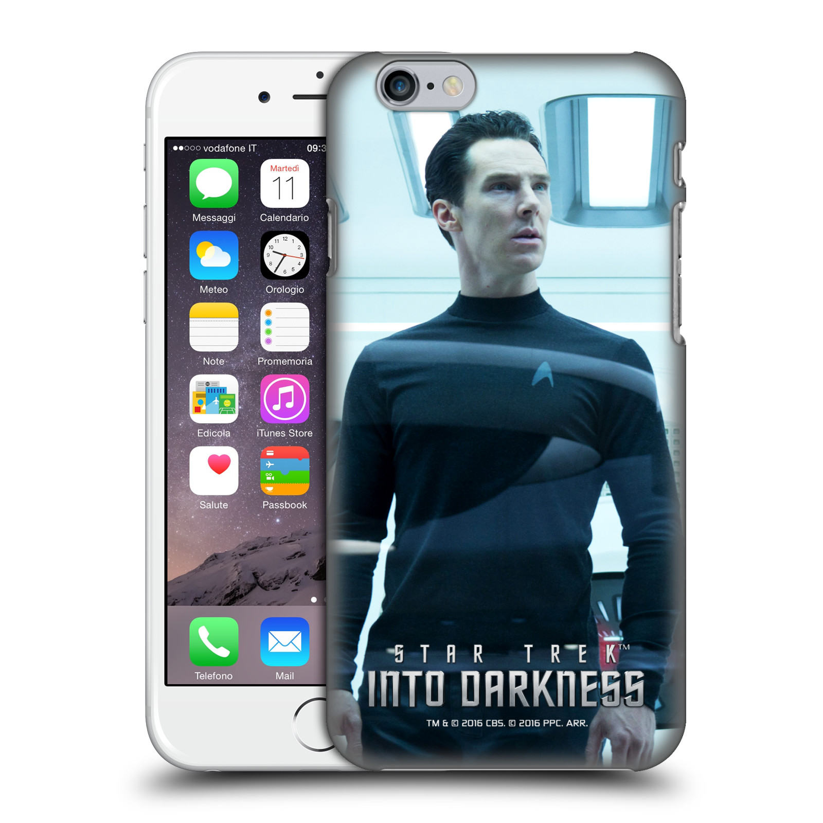 Star Trek Movie Stills Into Darkness XII-Khan