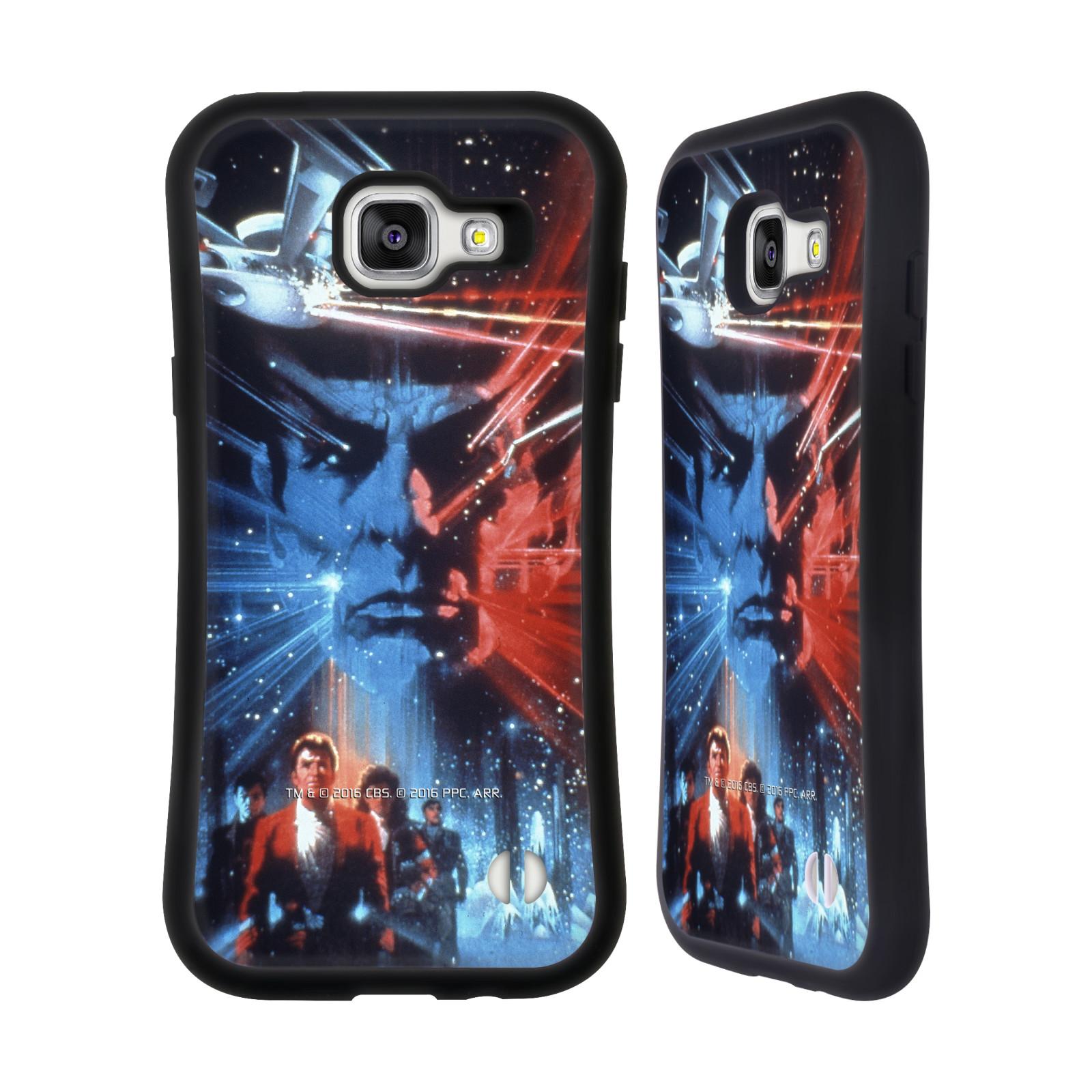 HEAD CASE silikon/plast odolný obal na mobil Samsung Galaxy A5 2016 (A510F) Star Trek Filmové plakáty Pátrání po Spockovi