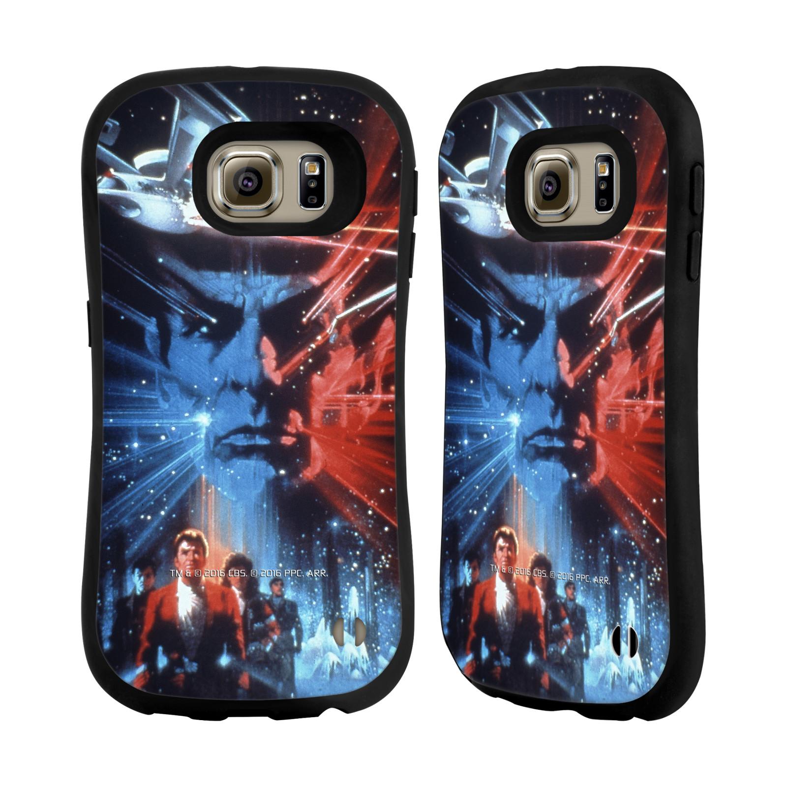 HEAD CASE silikon/plast odolný obal na mobil Samsung Galaxy S6 (G920F) Star Trek Filmové plakáty Pátrání po Spockovi