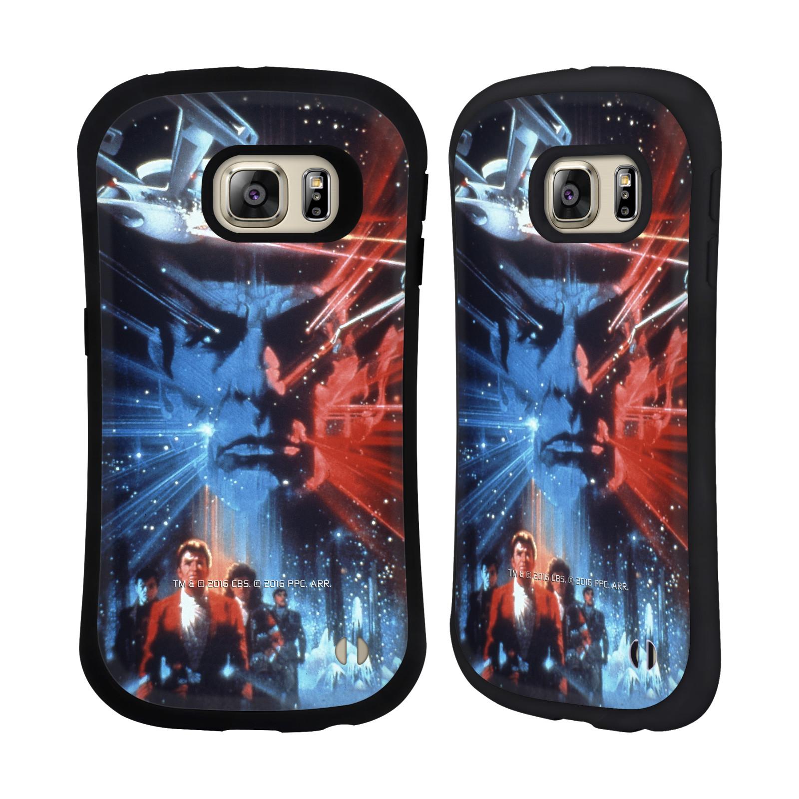 HEAD CASE silikon/plast odolný obal na mobil Samsung Galaxy S6 EDGE+ (PLUS) G928F Star Trek Filmové plakáty Pátrání po Spockovi