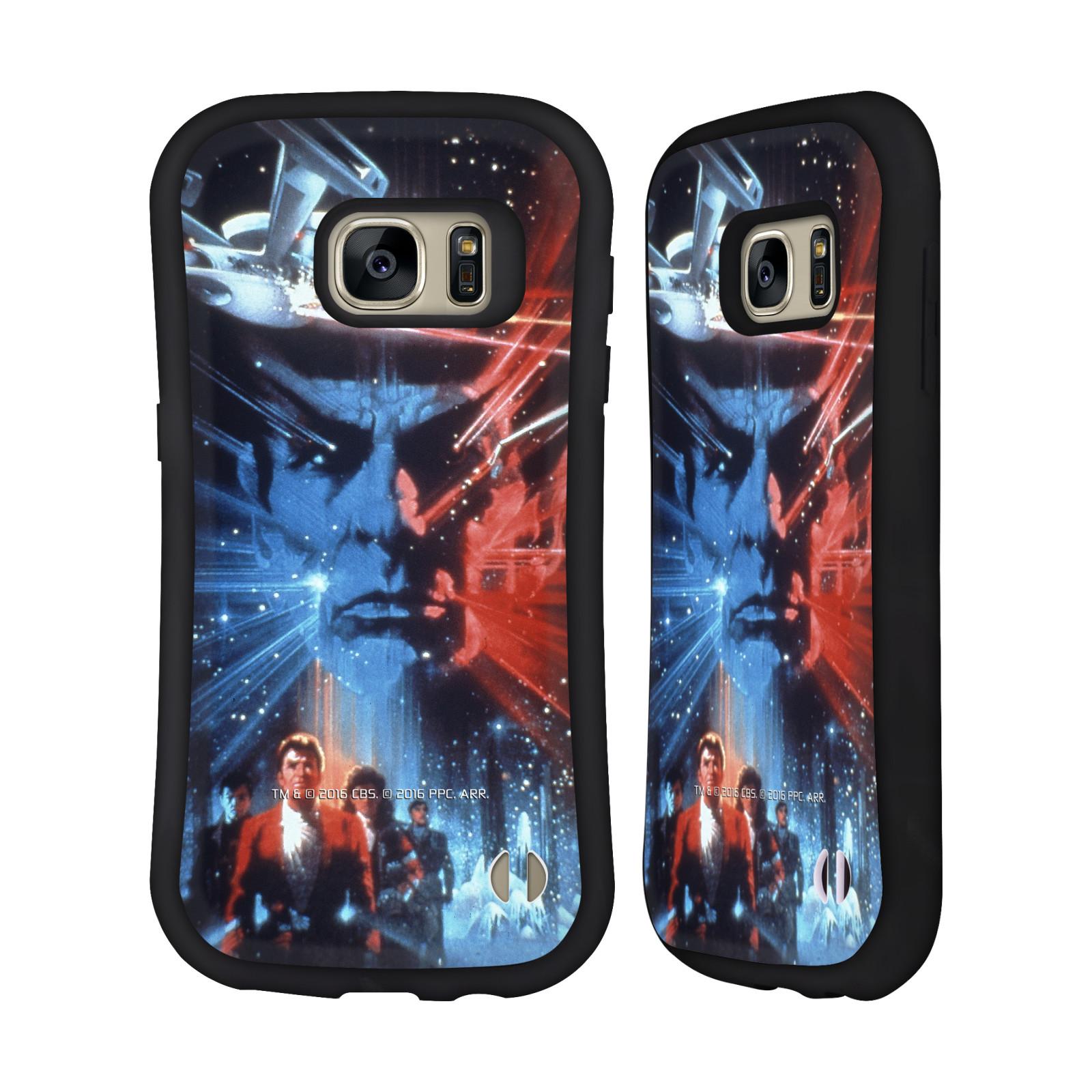 HEAD CASE silikon/plast odolný obal na mobil Samsung Galaxy S7 (G930F) Star Trek Filmové plakáty Pátrání po Spockovi