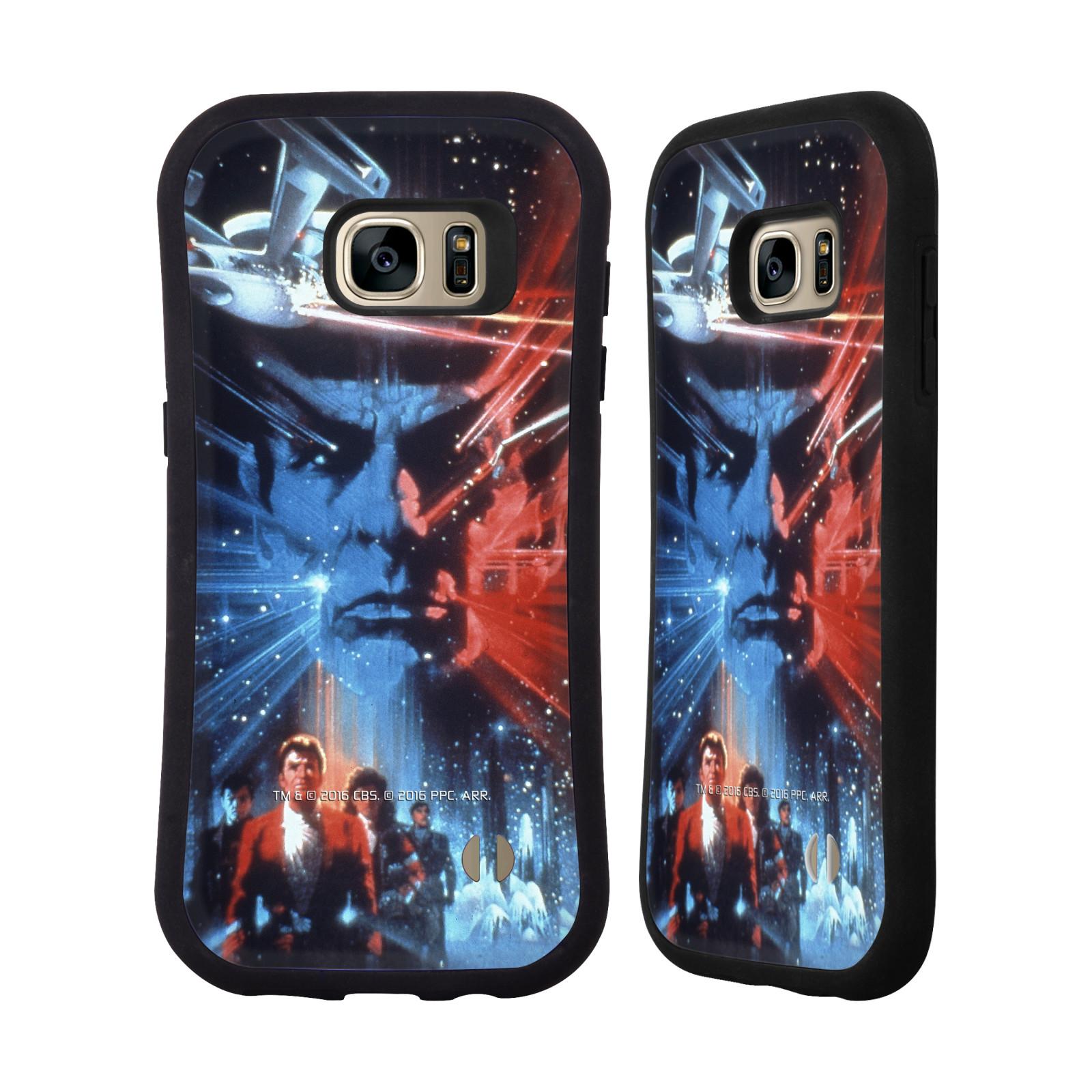 HEAD CASE silikon/plast odolný obal na mobil Samsung Galaxy S7 EDGE (G935F) Star Trek Filmové plakáty Pátrání po Spockovi