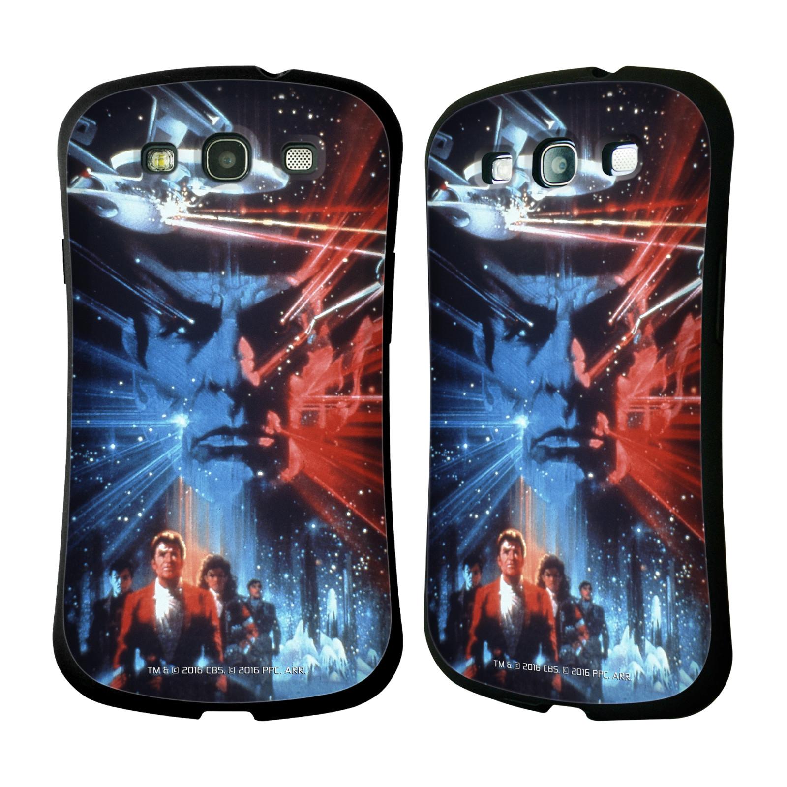 HEAD CASE silikon/plast odolný obal na mobil Samsung Galaxy S3 i9300 / S3 NEO Star Trek Filmové plakáty Pátrání po Spockovi