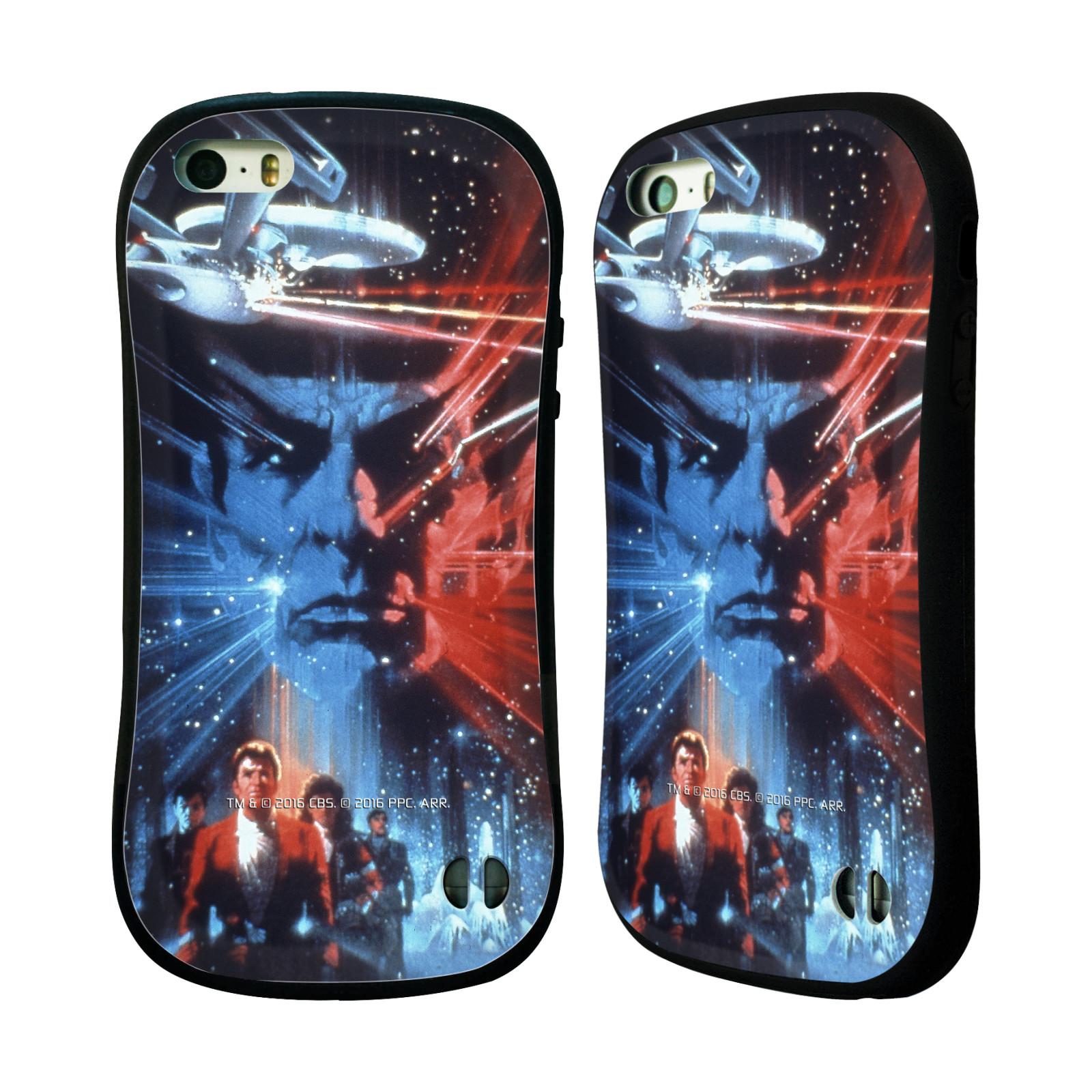 HEAD CASE silikon/plast odolný obal na mobil Apple Iphone 5 / 5S Star Trek Filmové plakáty Pátrání po Spockovi