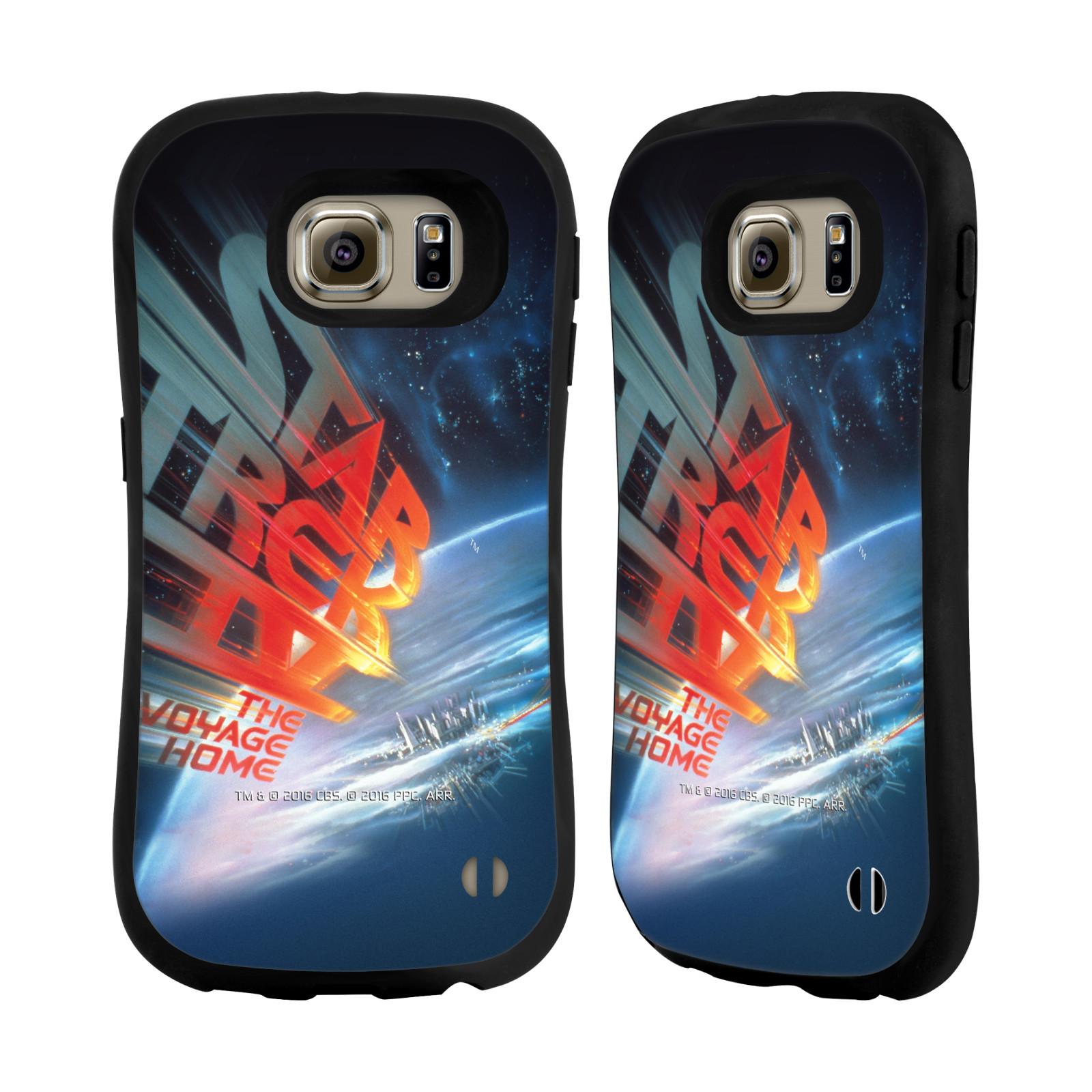 HEAD CASE silikon/plast odolný obal na mobil Samsung Galaxy S6 (G920F) Star Trek Filmové plakáty Cesta domů