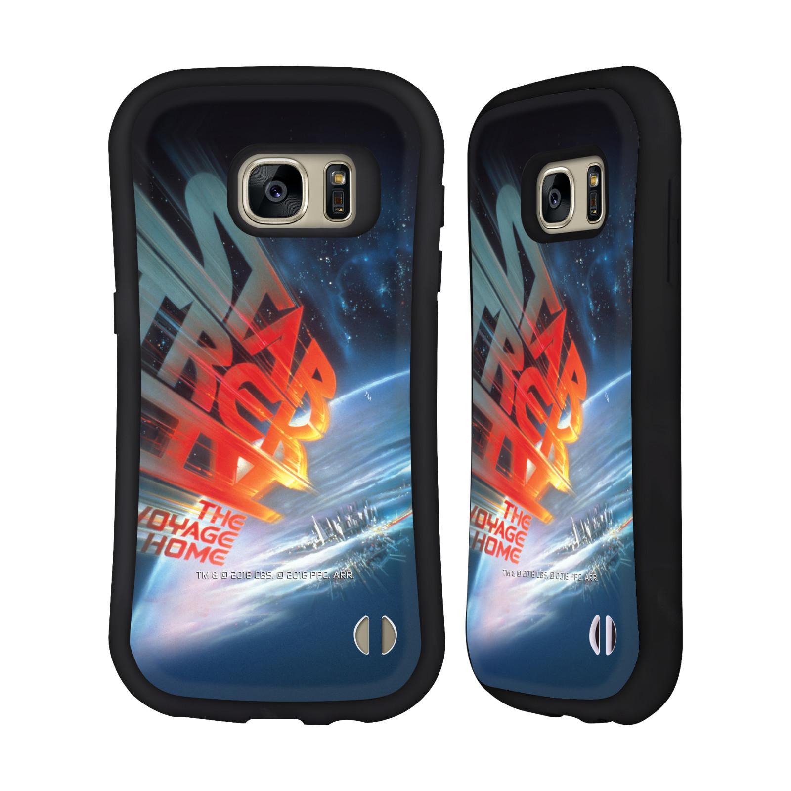 HEAD CASE silikon/plast odolný obal na mobil Samsung Galaxy S7 (G930F) Star Trek Filmové plakáty Cesta domů