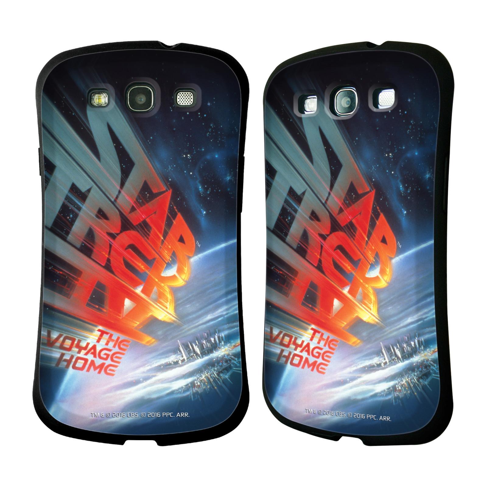 HEAD CASE silikon/plast odolný obal na mobil Samsung Galaxy S3 i9300 / S3 NEO Star Trek Filmové plakáty Cesta domů