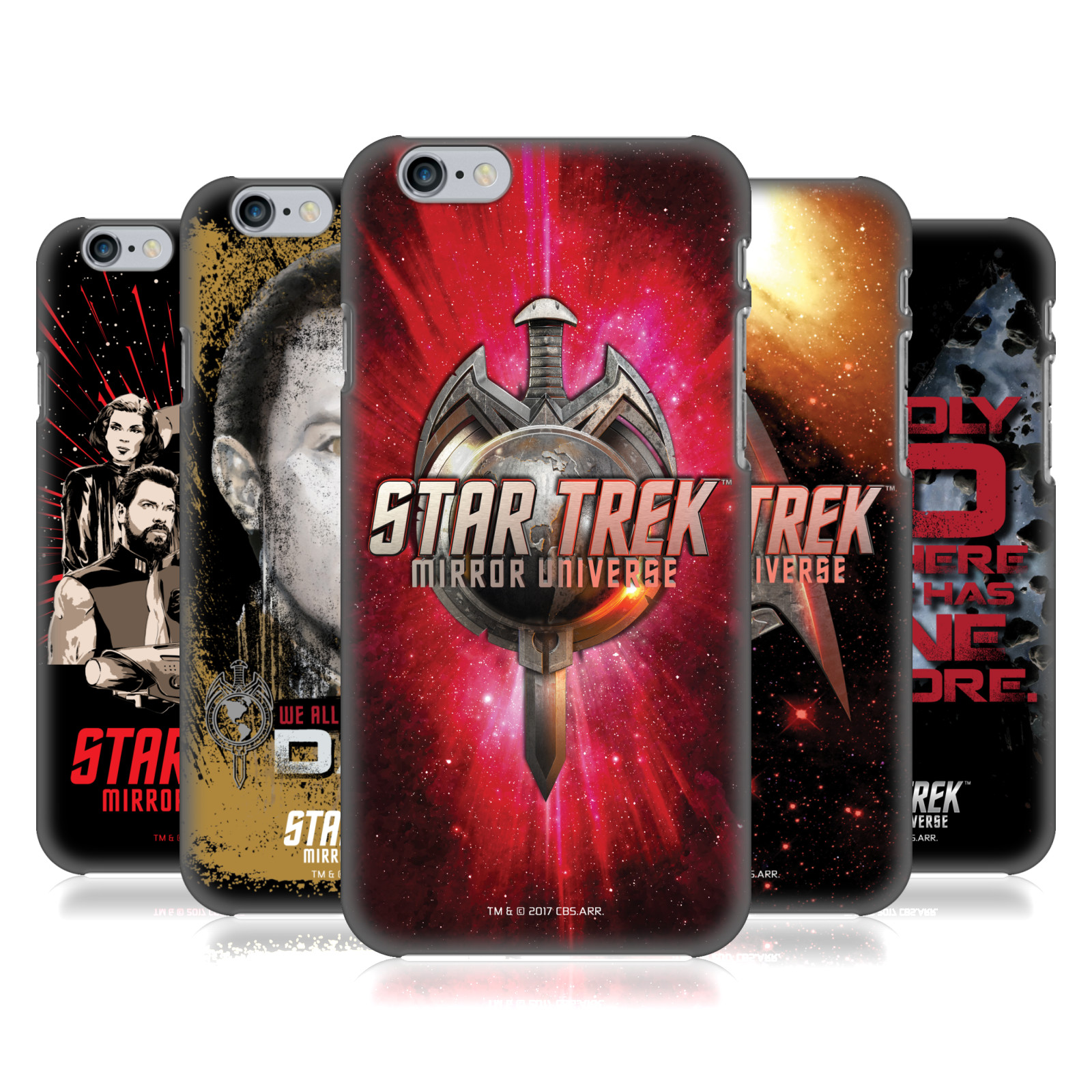Star Trek Mirror Universe TNG