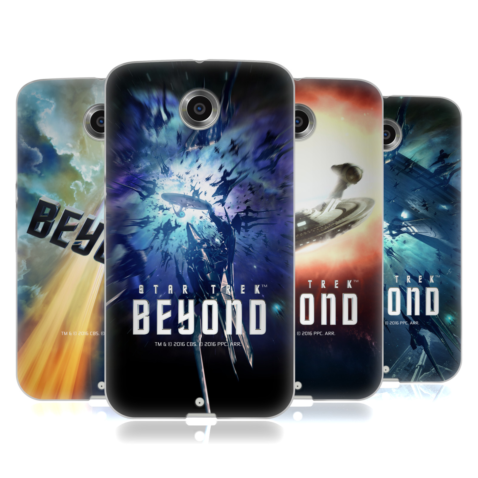 OFFICIAL STAR TREK POSTERS BEYOND XIII SOFT GEL CASE FOR ...