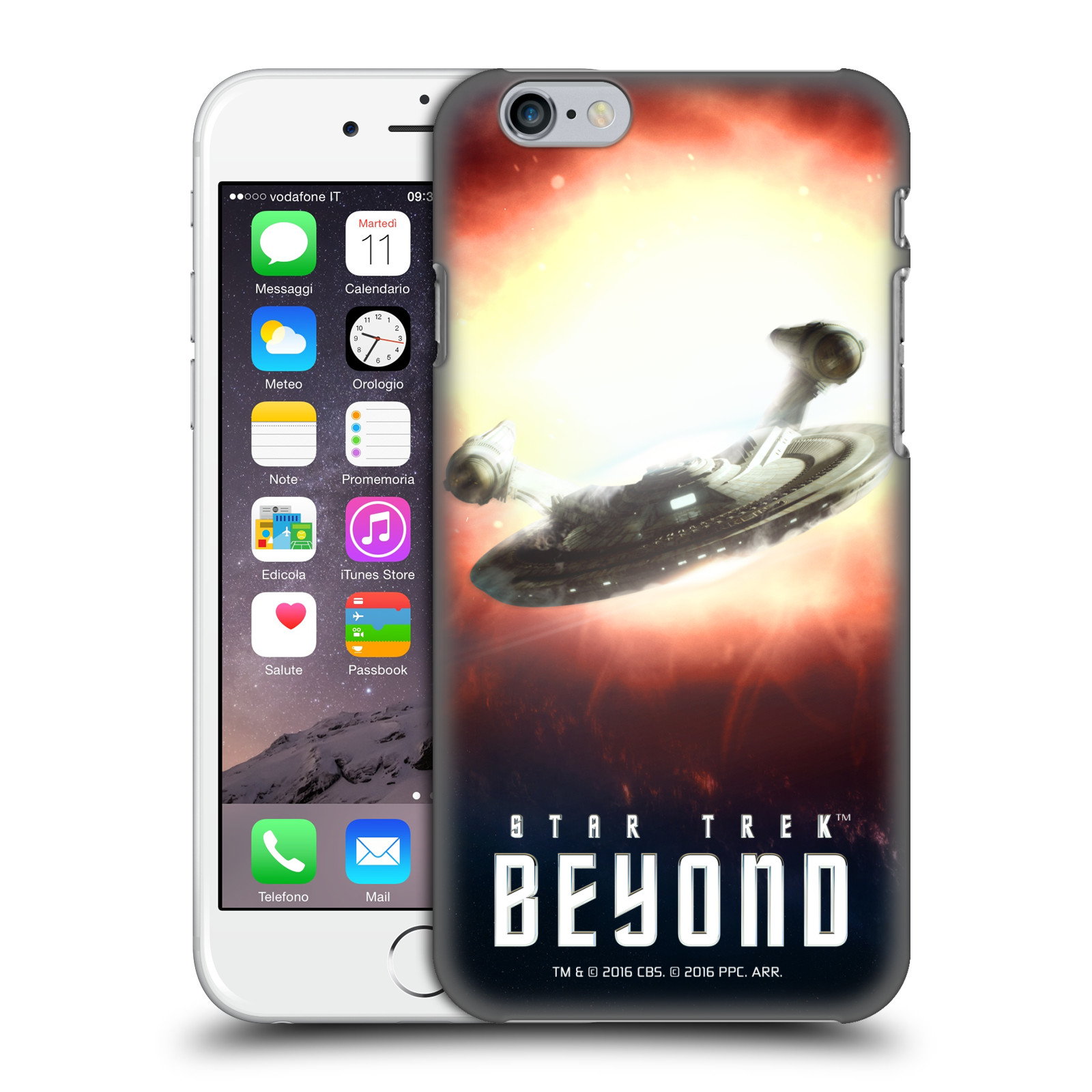 Star Trek Posters Beyond XIII-USS Franklin