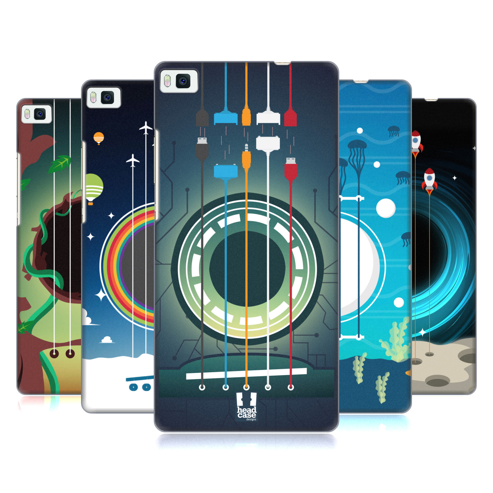 HEAD-CASE-DESIGNS-STRINGS-HARD-BACK-CASE-FOR-HUAWEI-PHONES-1
