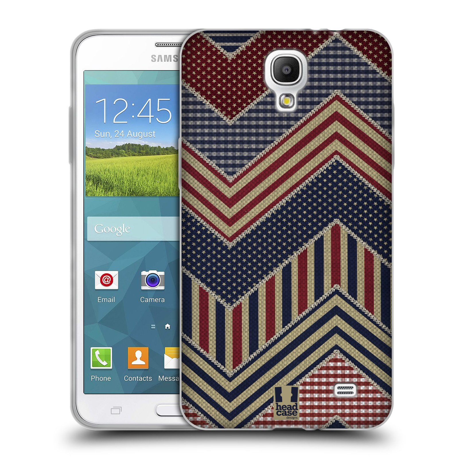 Details about HEAD CASE DESIGNS STARS AND STRIPES COLLECTION USA GEL ...