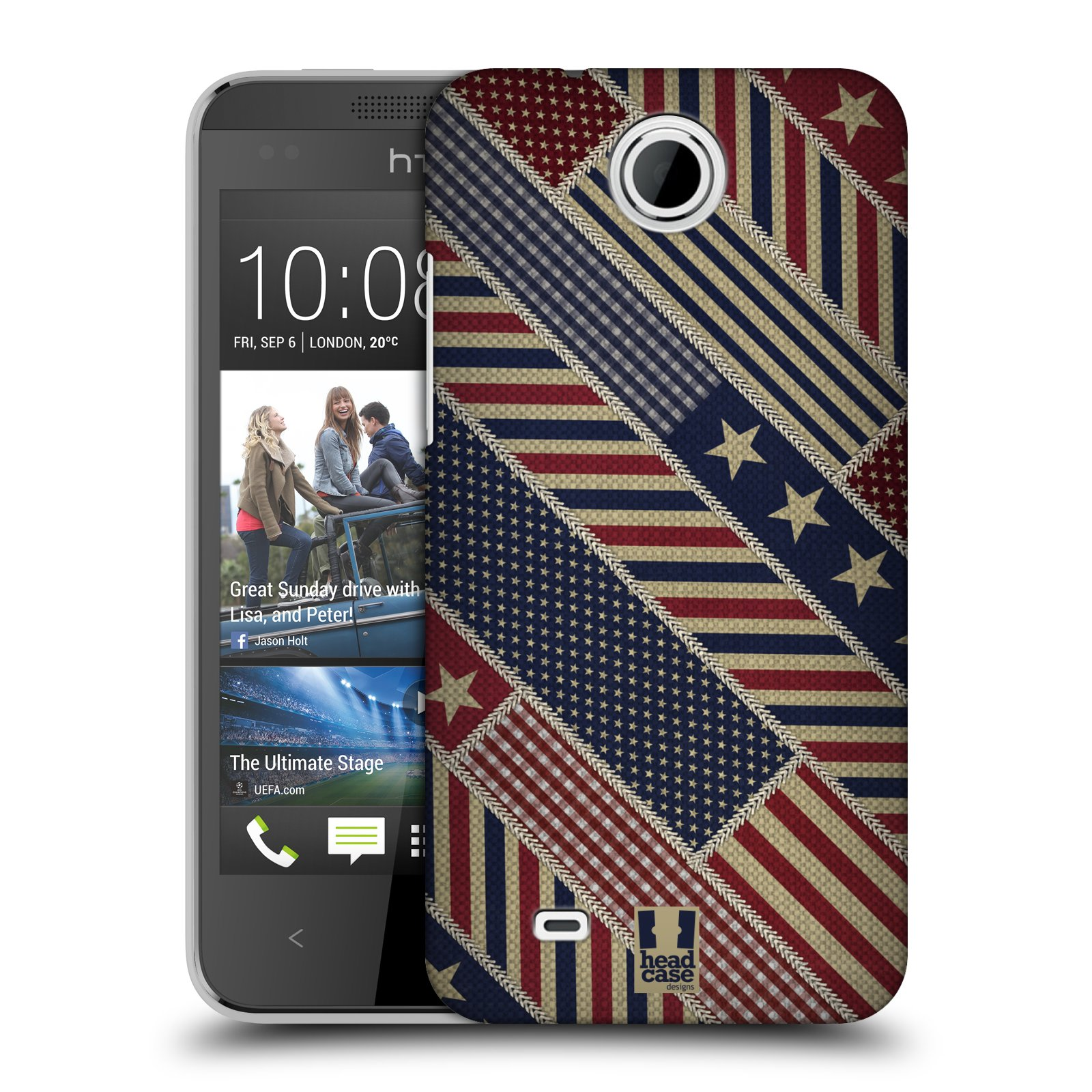 Details about HEAD CASE DESIGNS STARS AND STRIPES COLLECTION USA BACK ...