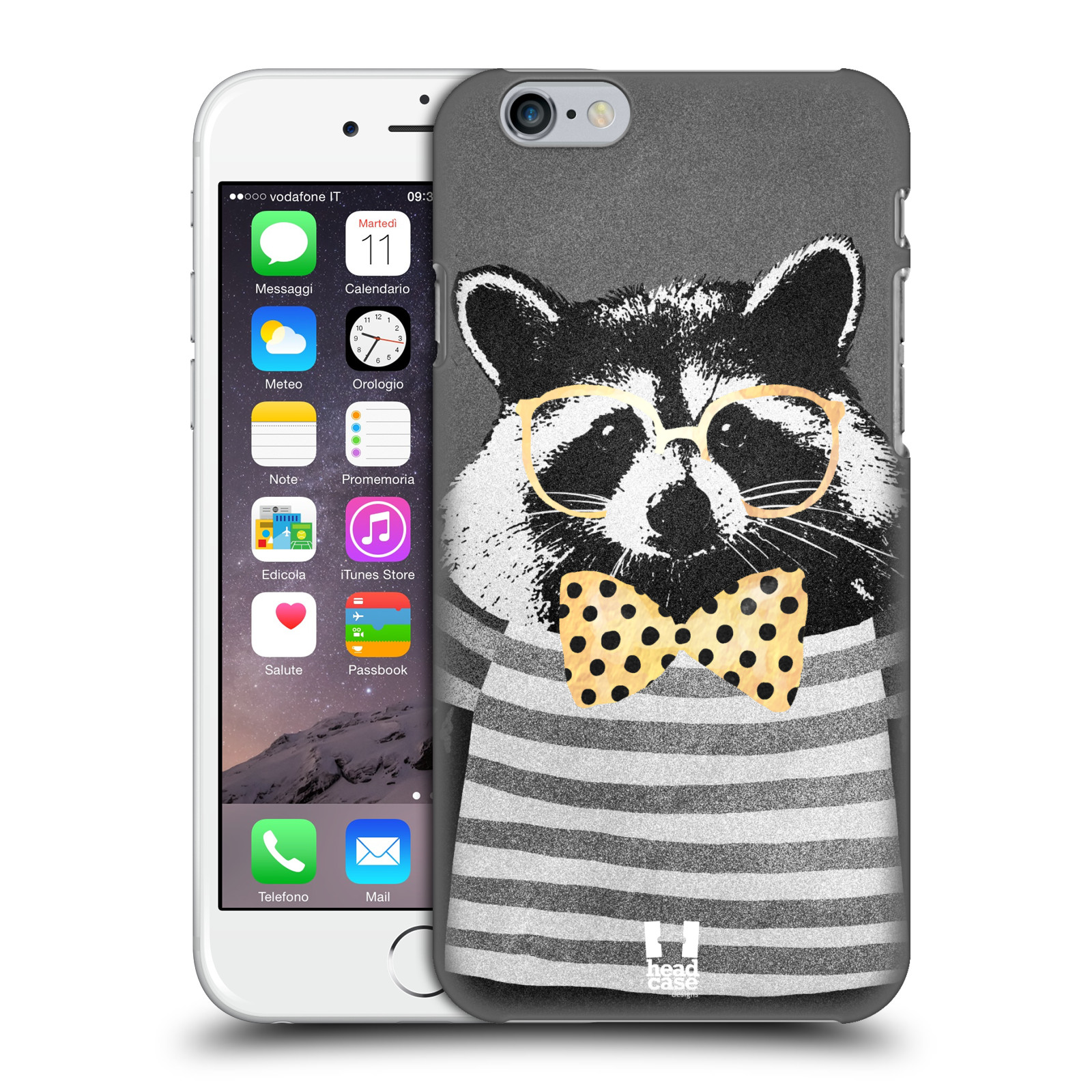 head case designs super posh hard back case for apple